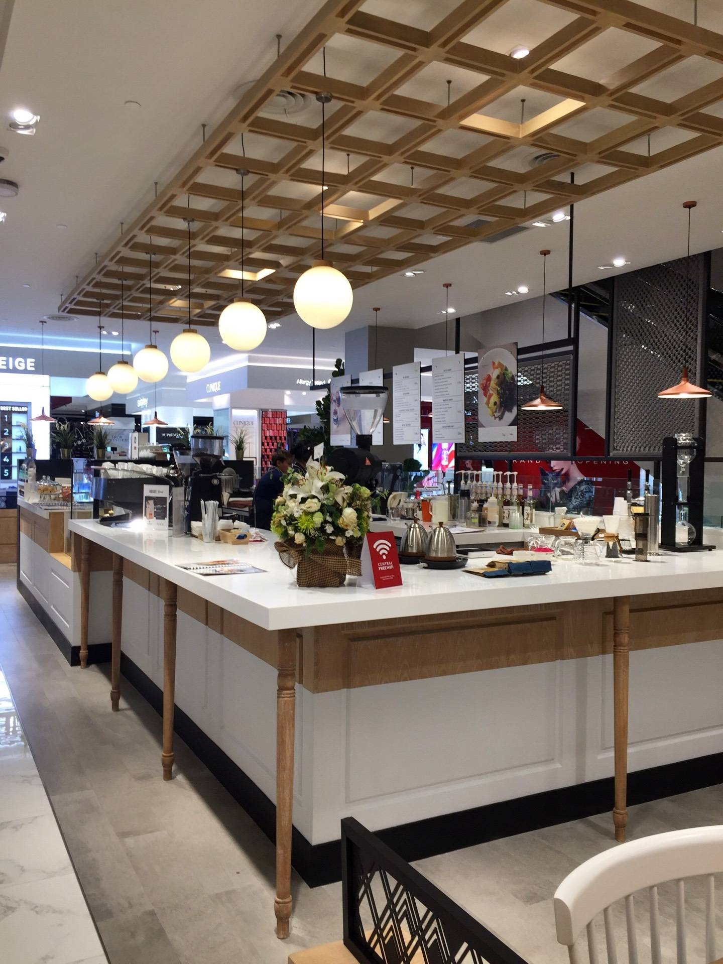 Pacamara Boutique Coffee Roasters เซ็นทรัลพลาซา นครราชสีมา