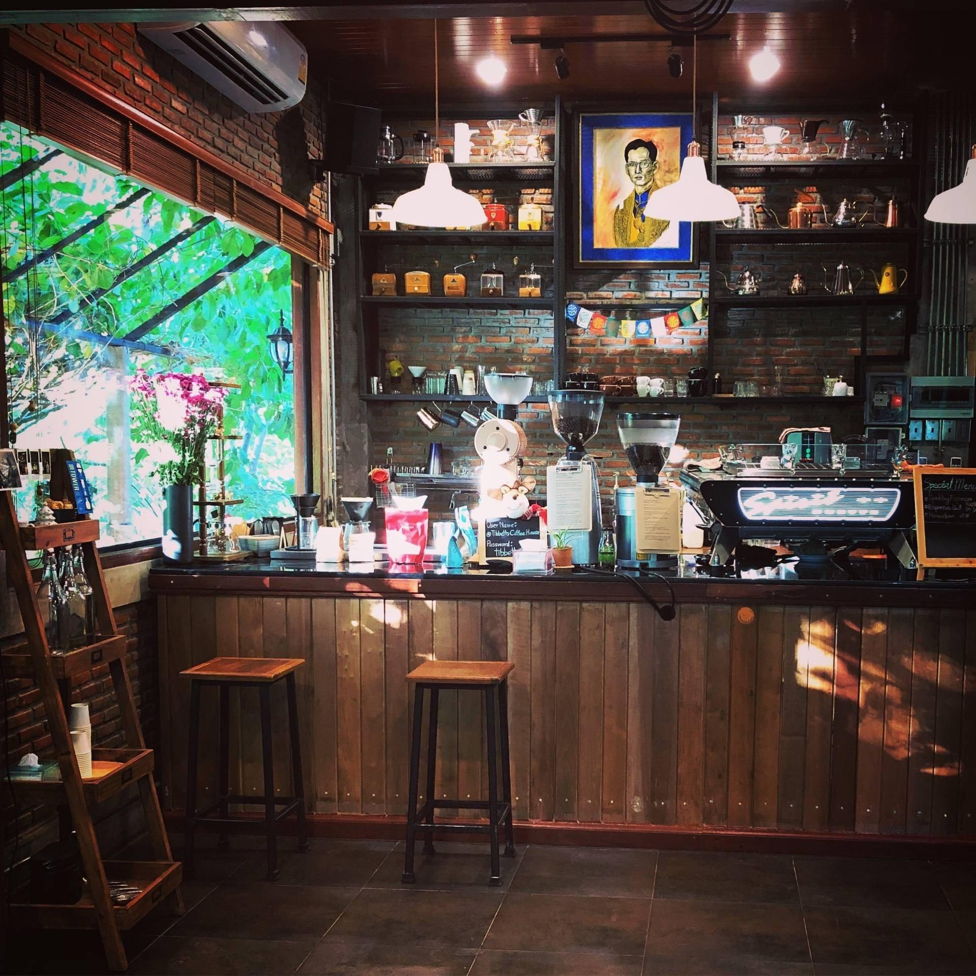 Tibbetts Coffee House Tibbetts Coffee House
