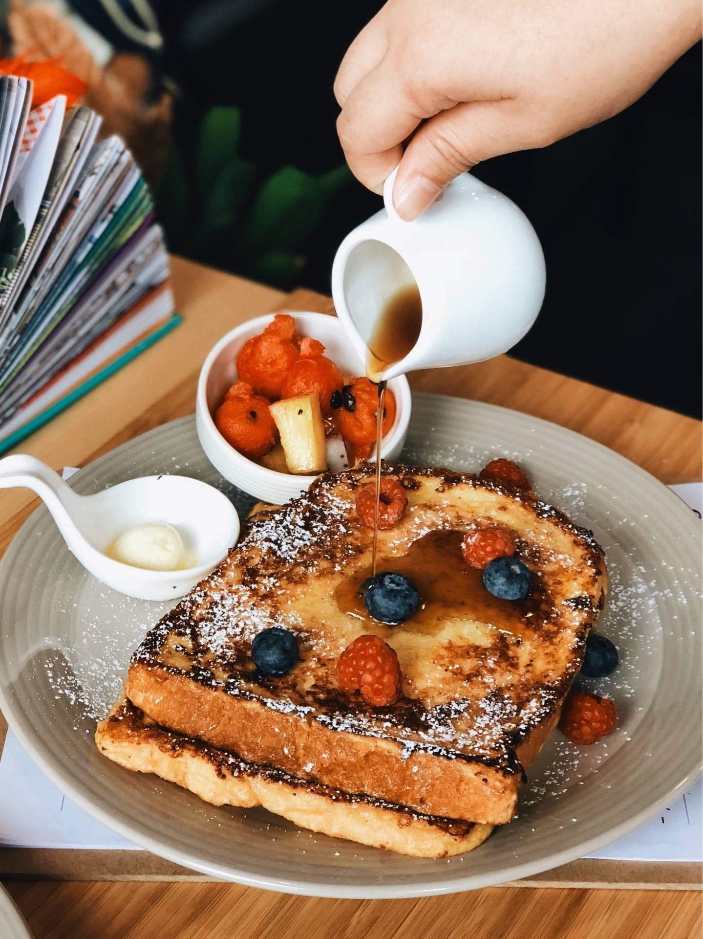 Breakfast Story (Phrom Phong)
