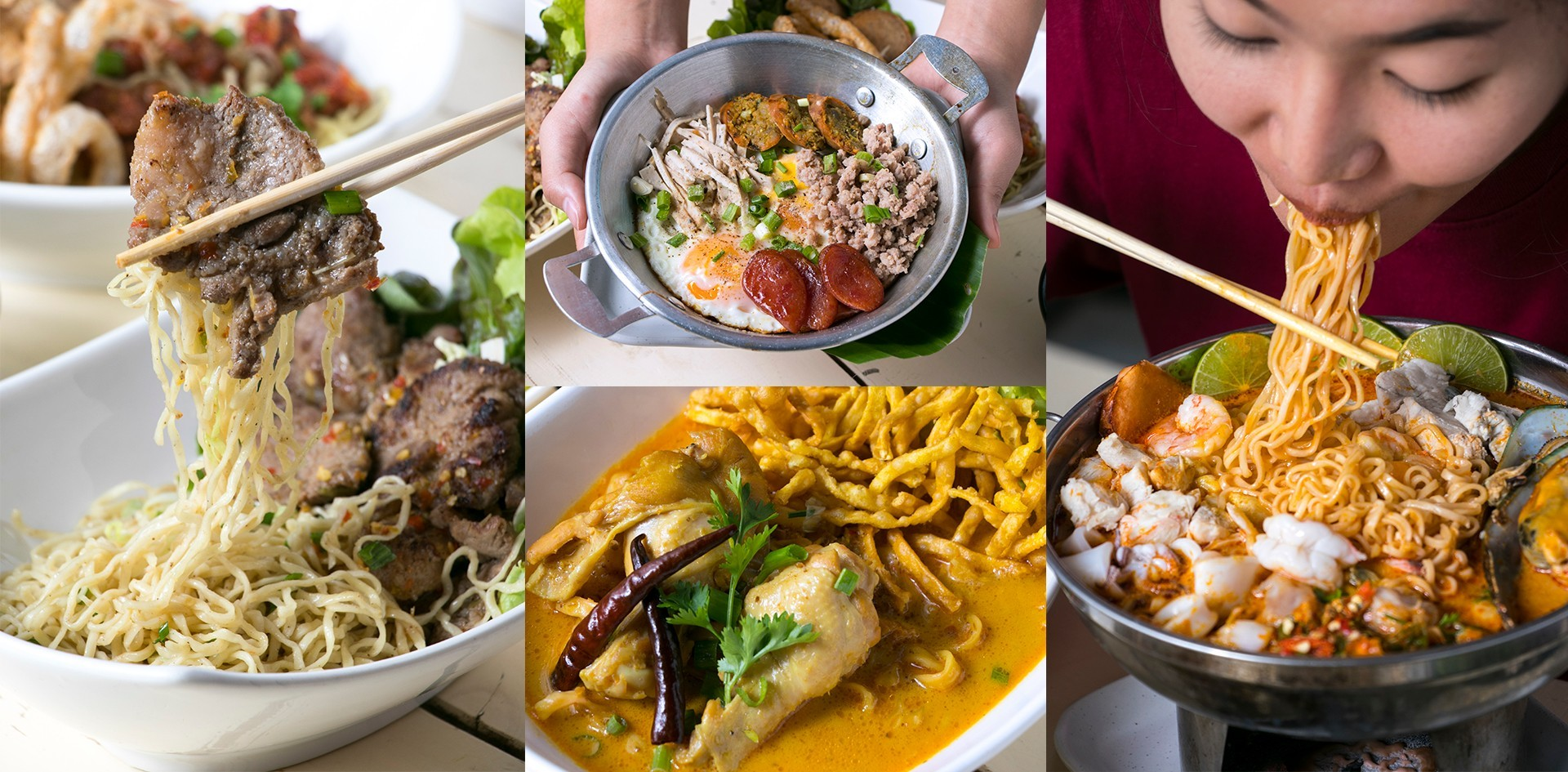 อิ่มประหยัดย่านนิมมานฯ กับอาหารกว่า 100 เมนู ที่ Zood Zood เชียงใหม่