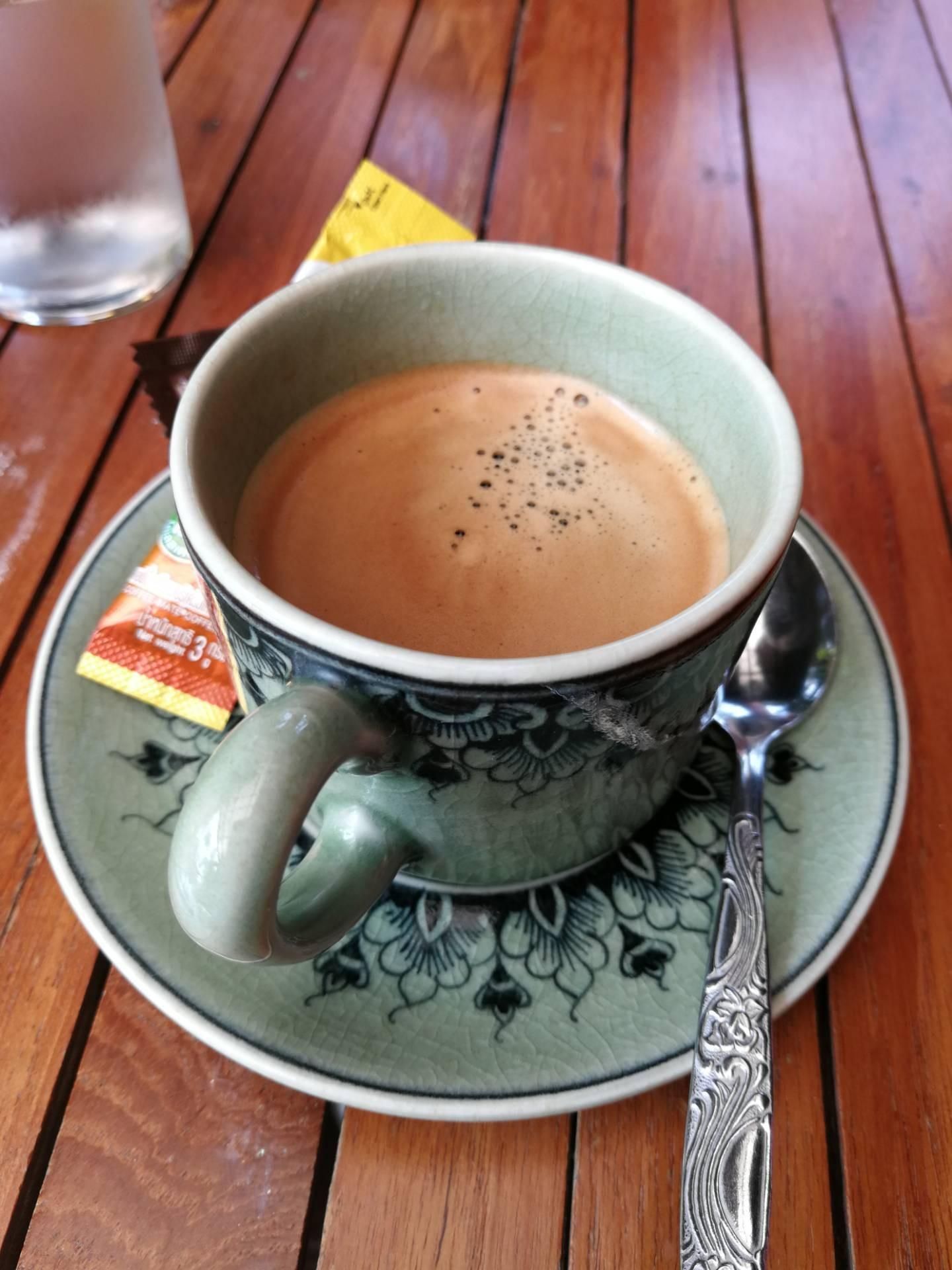กาแฟสดสวนลุงแจ๋