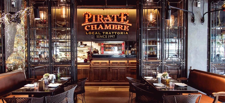 Pirate Chambre