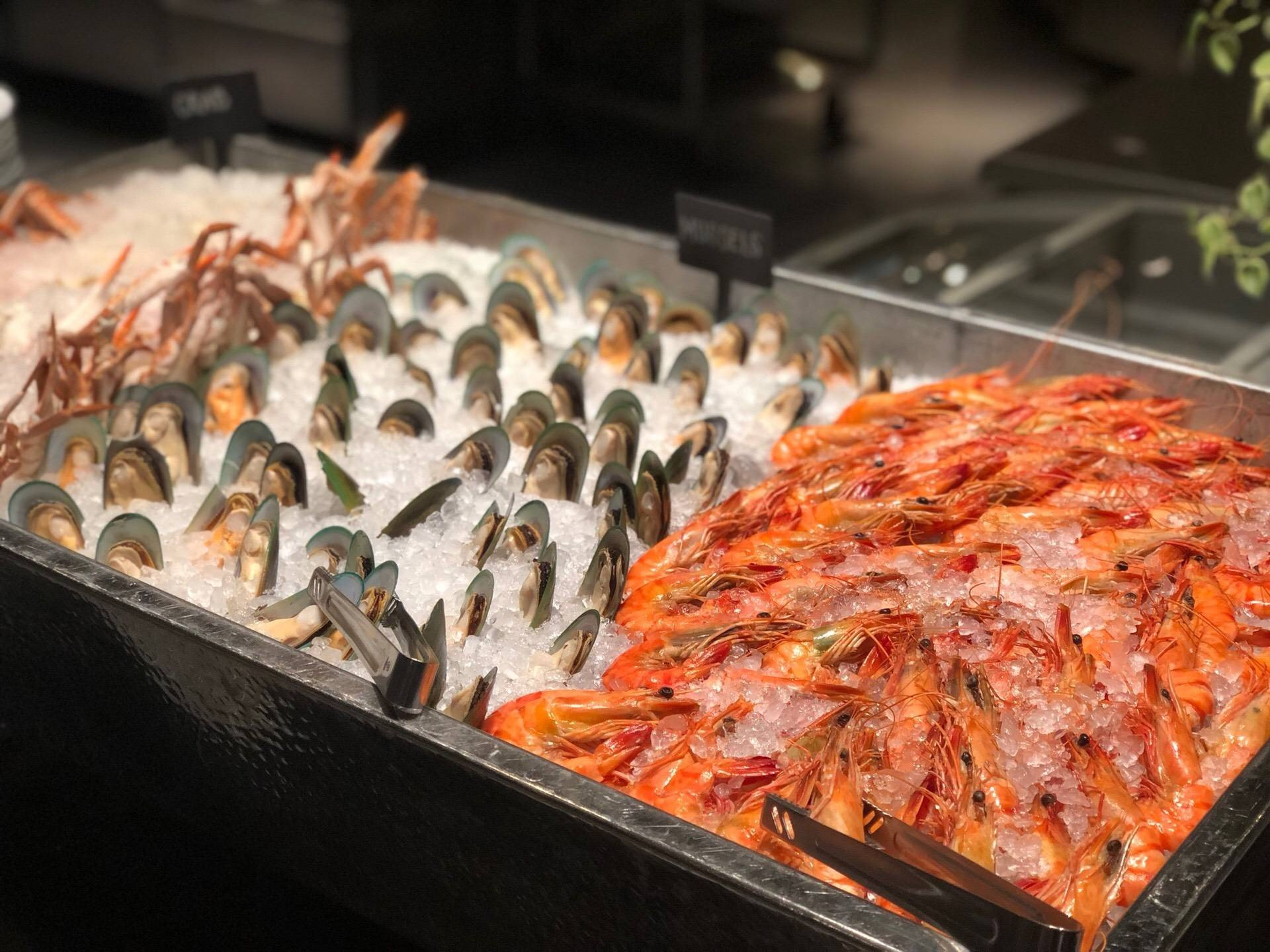 Starz Diner - The Great Charcoal BBQ Buffet. Hard Rock Hotel Pattaya