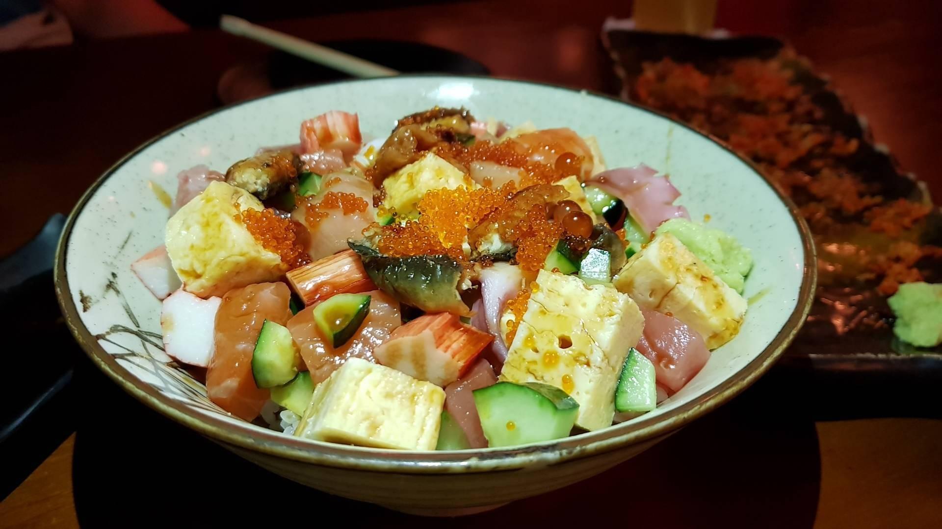 What The Fish Izakaya & Bar