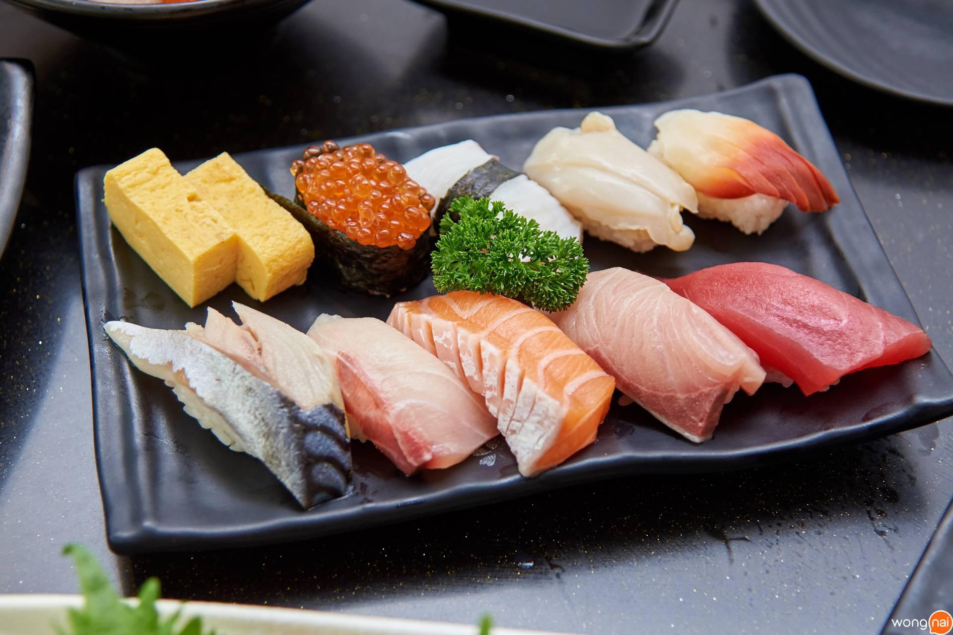 Sushi Masa ซอยร่วมฤดี