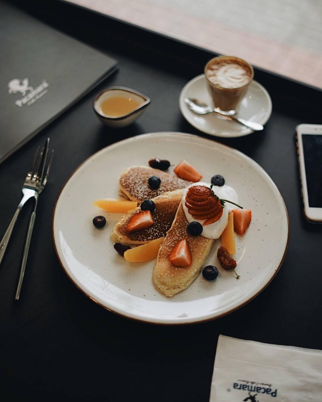 Pacamara Coffee Siam MBK A La Art