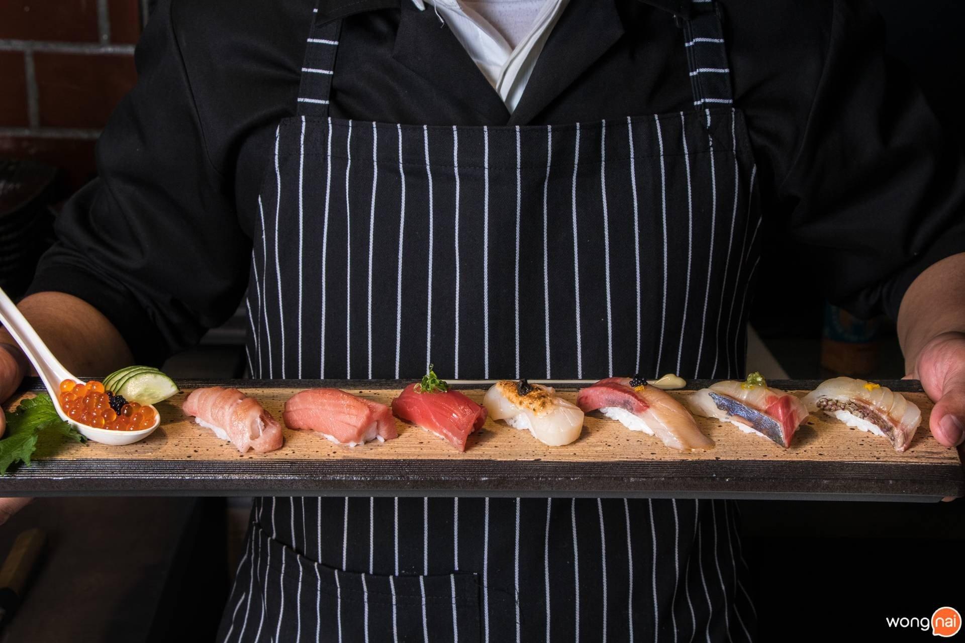 Minato Sushi and Seafood Bar นิมมานซอย 9