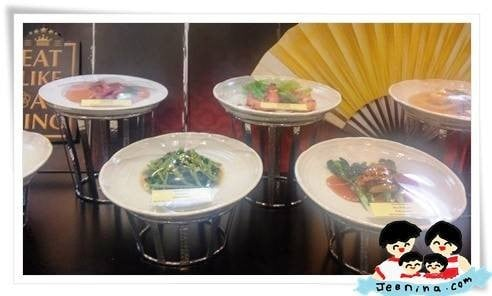 เมนูของร้าน Oishi Japanese Buffet เซ็นทรัล รัตนาธิเบศร์