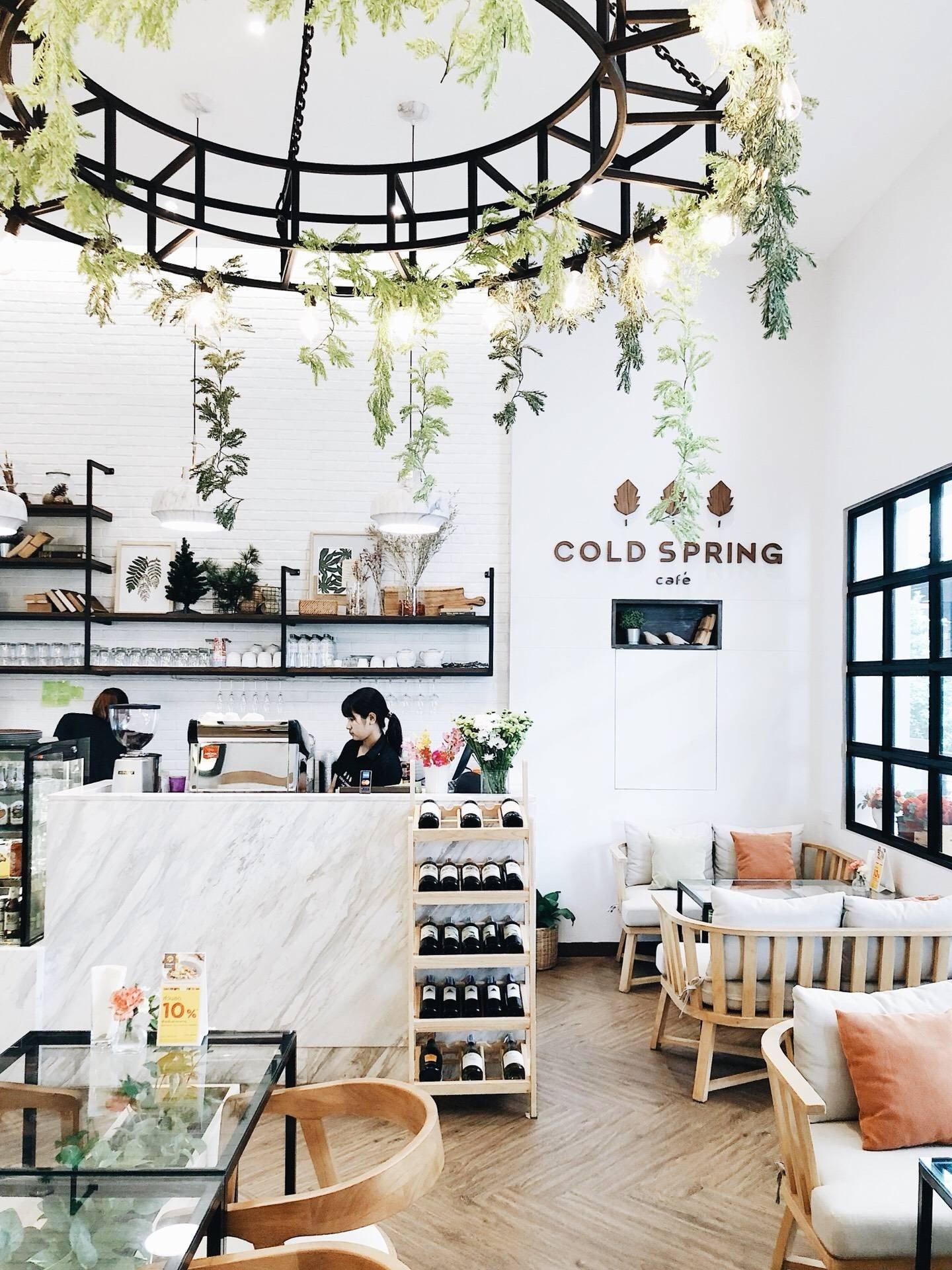 Cold Spring Café อินท์ อินเตอร์เซค พระราม 3