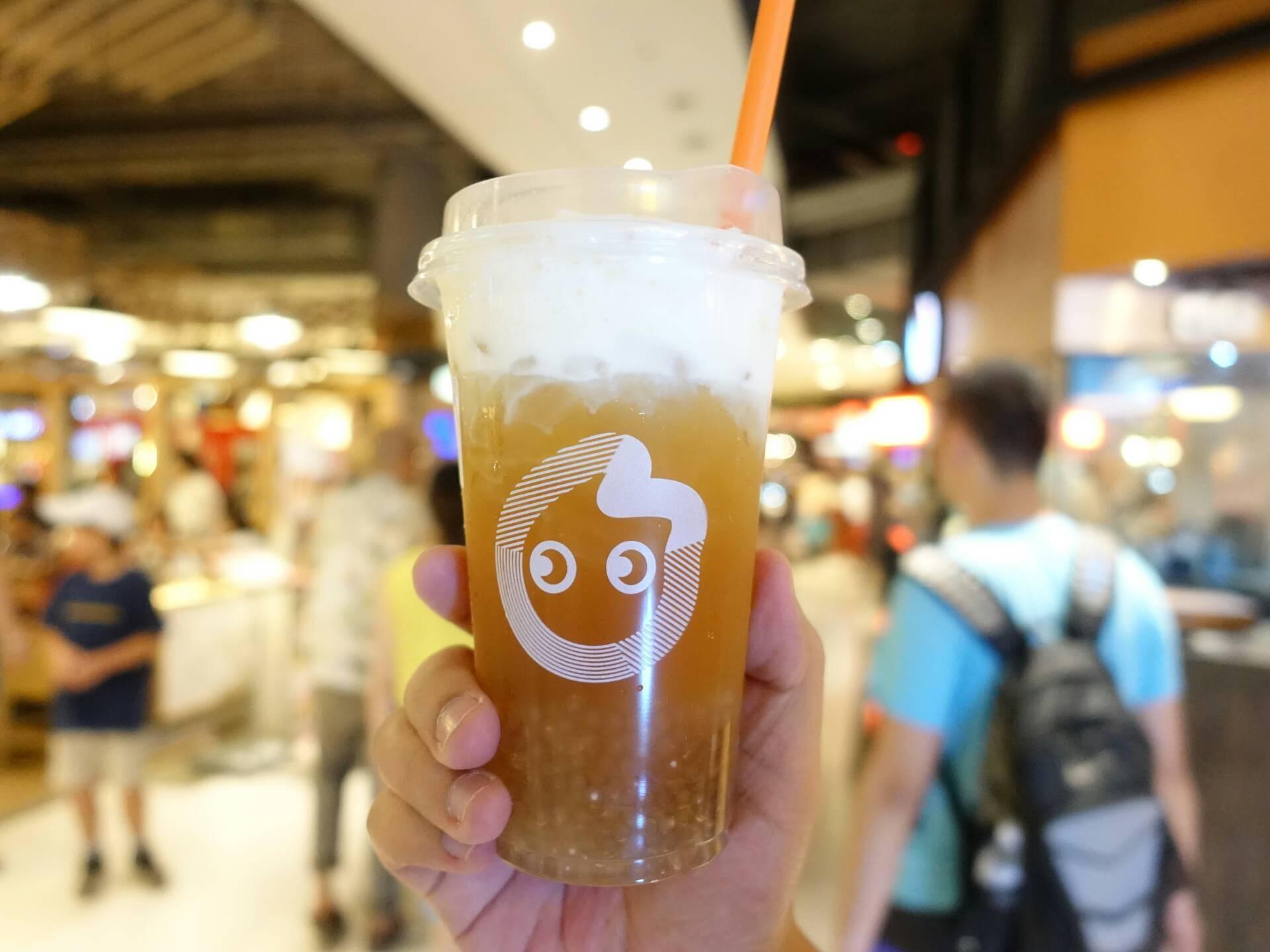 CoCo Fresh Tea & Juice สยามพารากอน