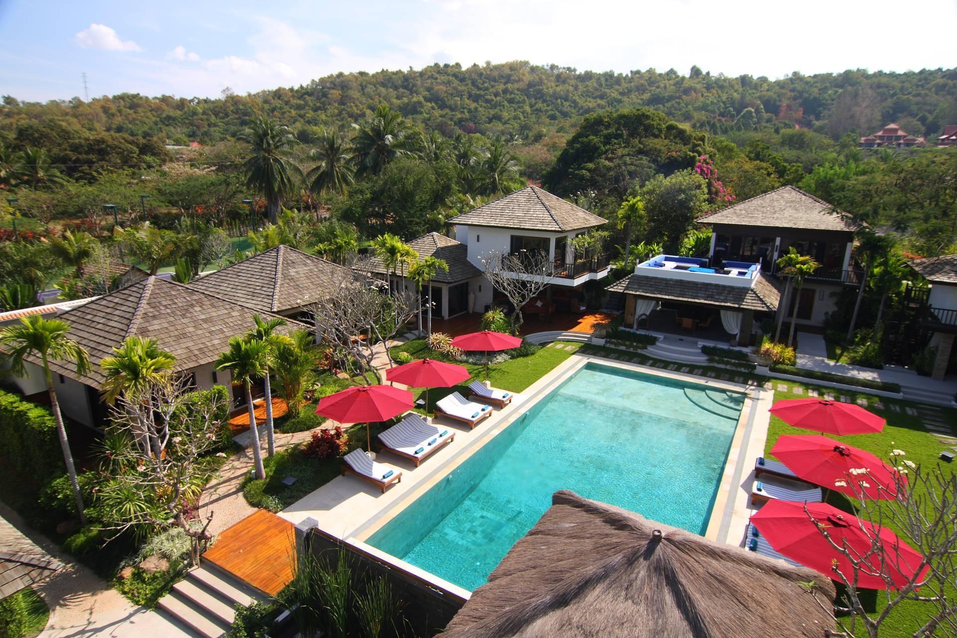 The Tamarind Exclusive Villa