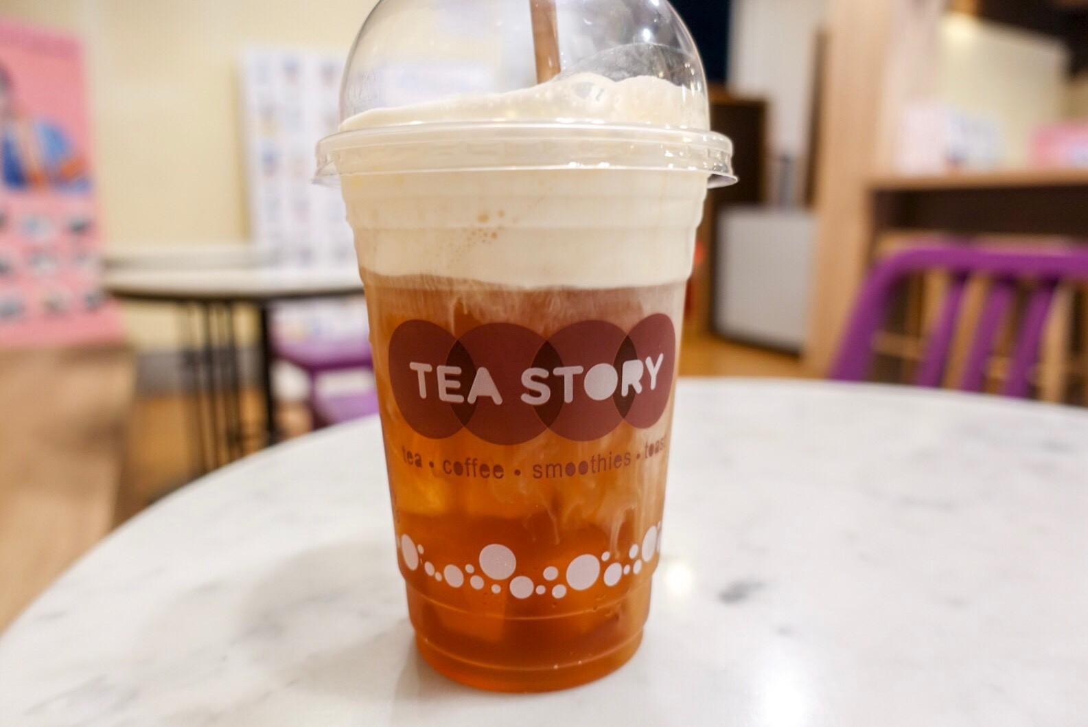Black Tea (50THB)