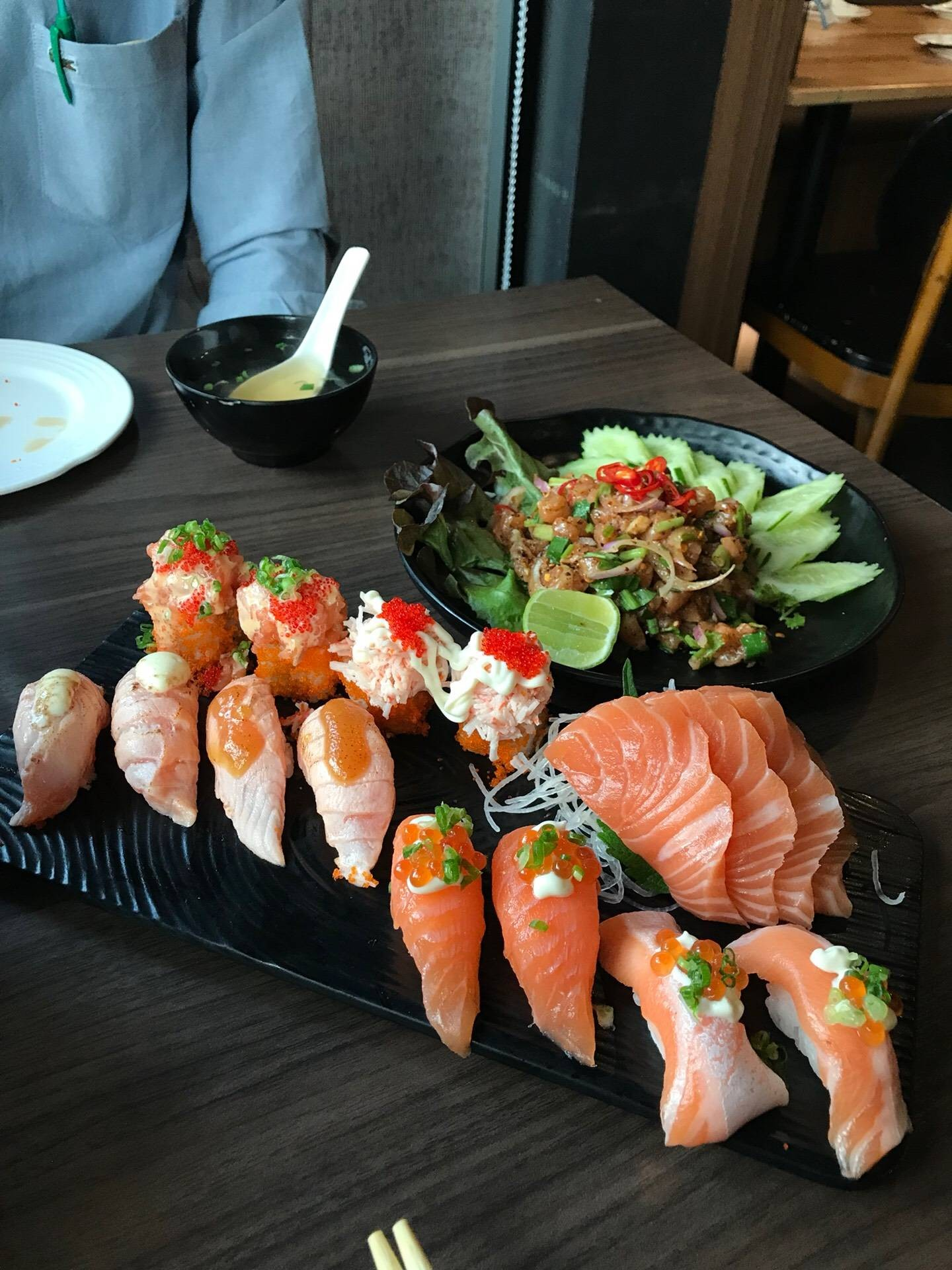 Hiso Sushi (ไฮโซะ ซูชิ) Aroi Sushi