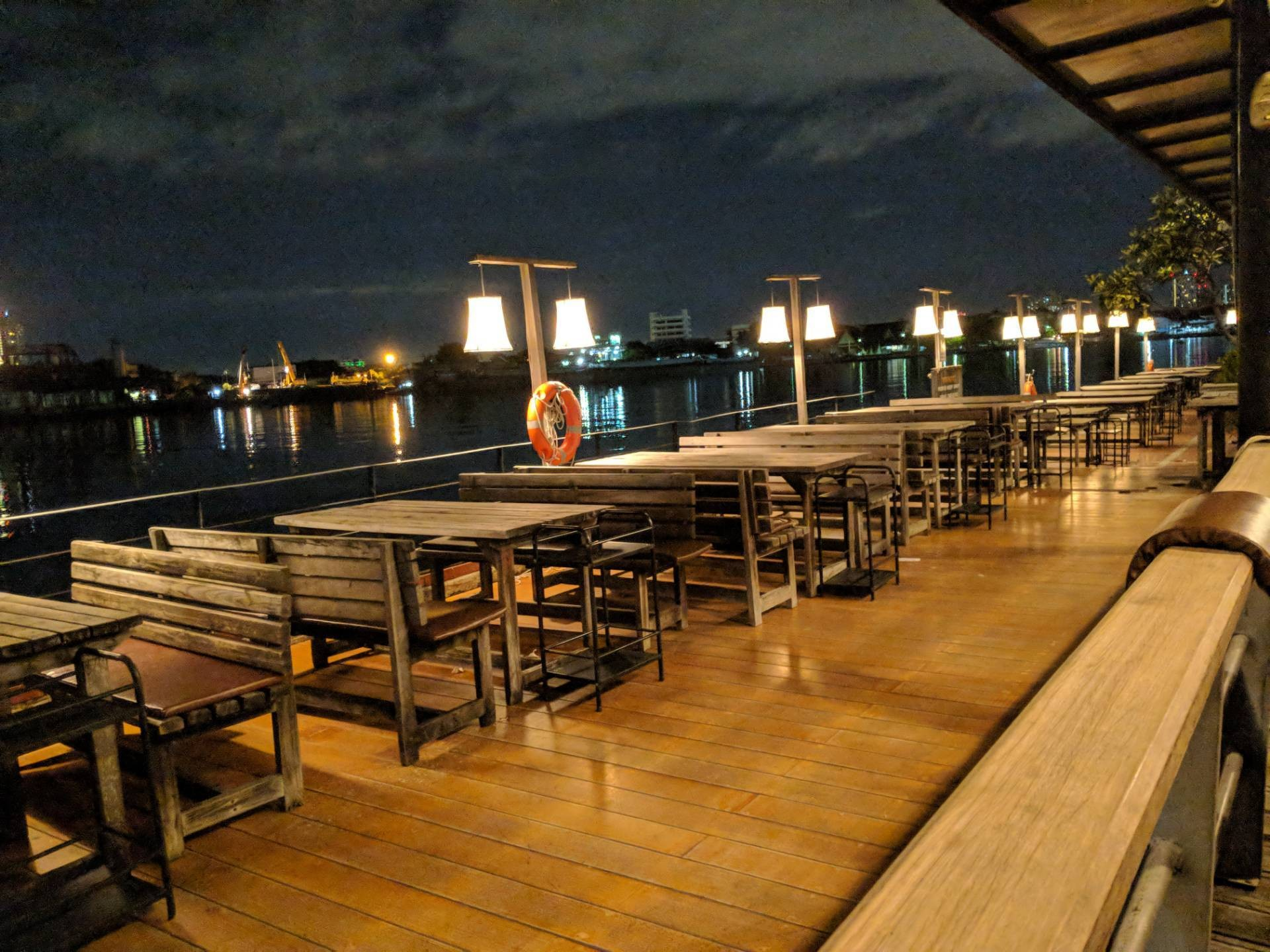 The View Bar & Restaurant Bangkok