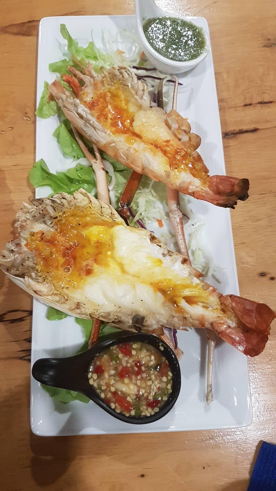 Take View Seafood ริมบึงหนองโคตร