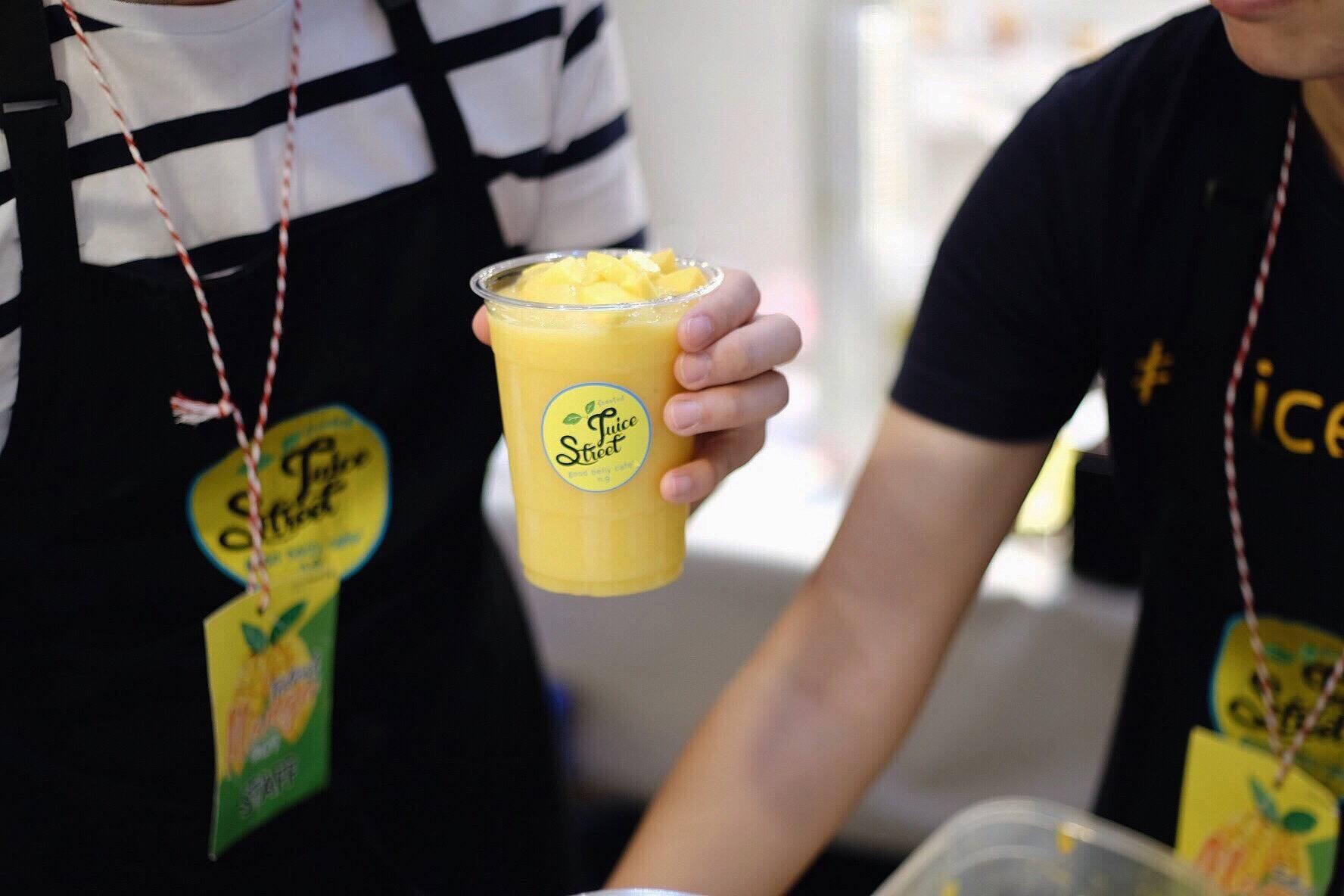 Juice Street Good Belly Cafe เชียงใหม่