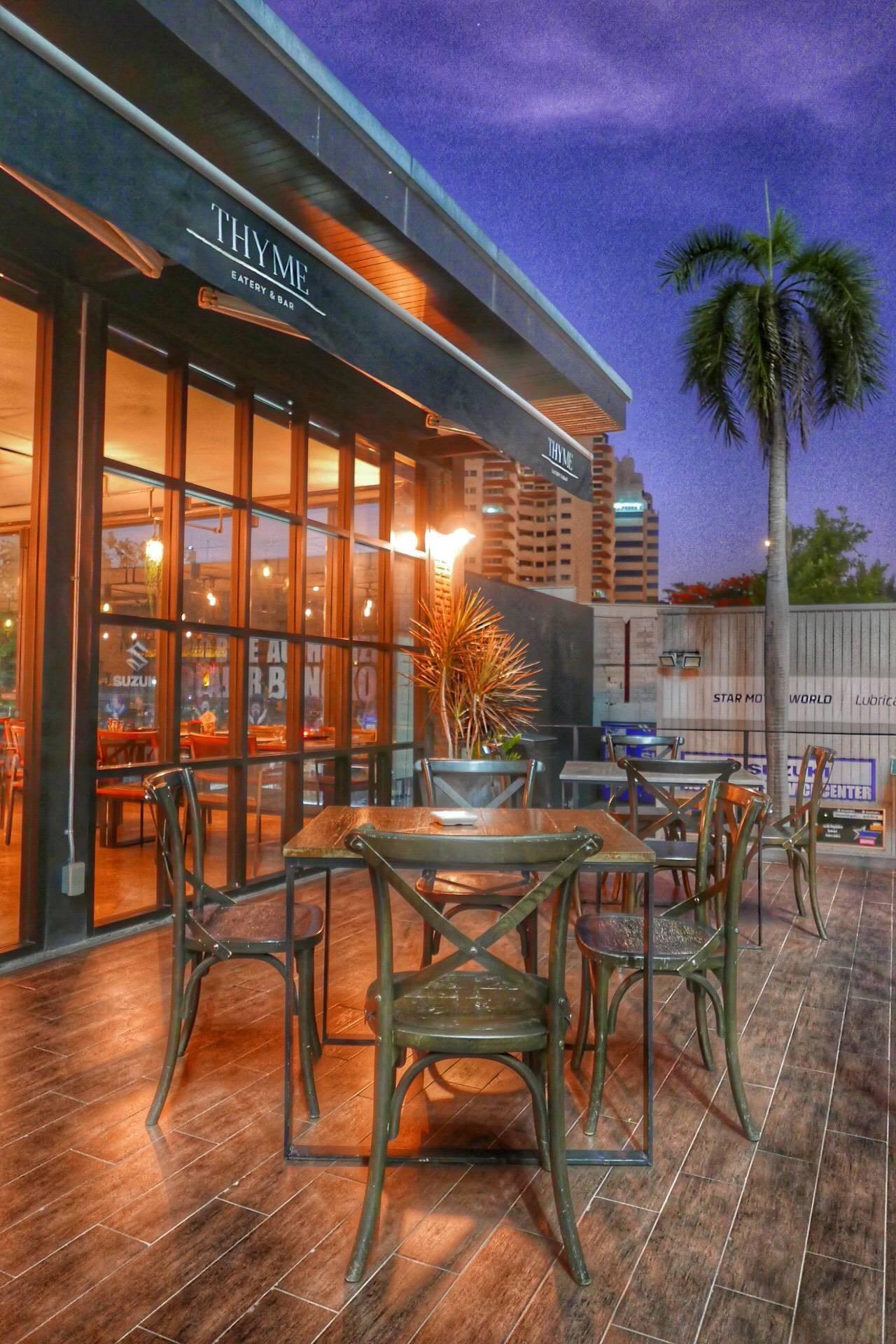 THYME Eatery&Bar