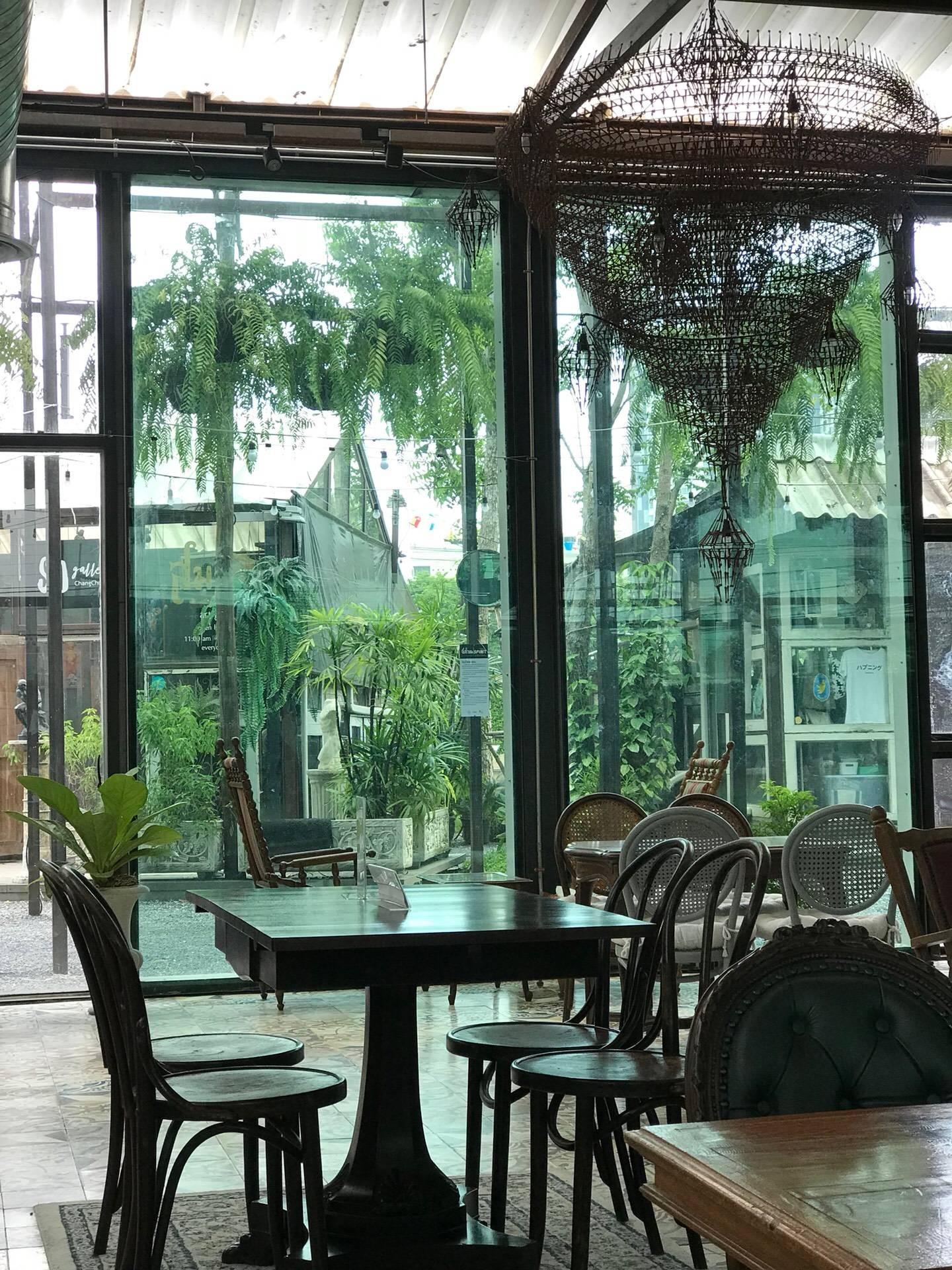 Thé Tea House Bangkok ช่างชุ่ย
