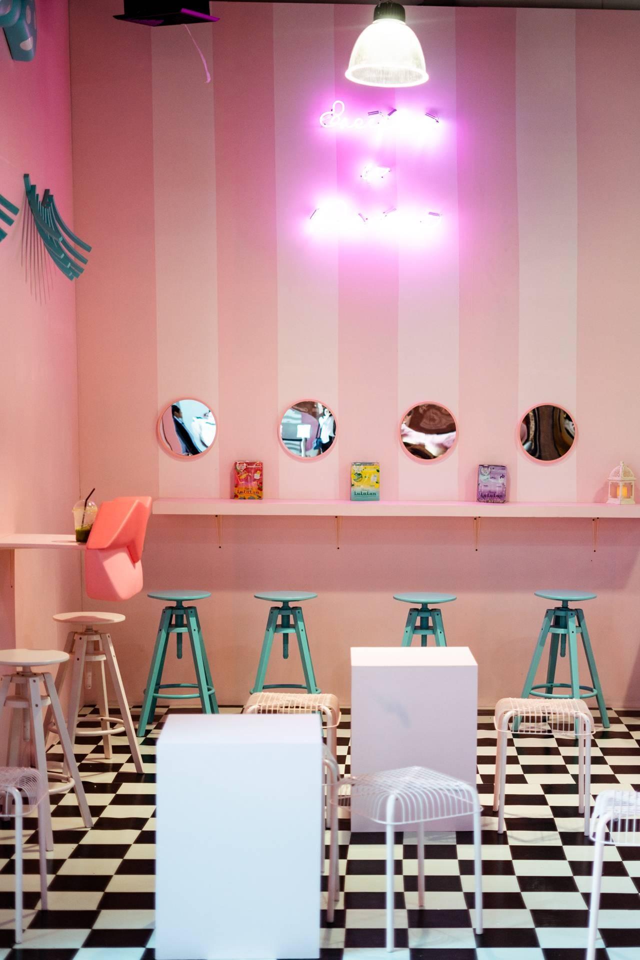LuLuLun Mask Cafe