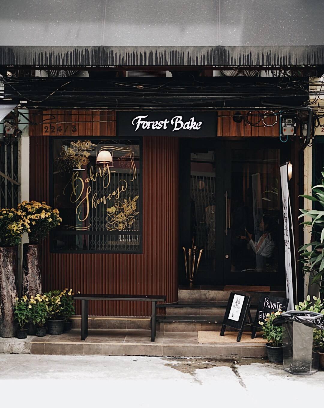 Forest Bake BKK สุขุมวิท 22