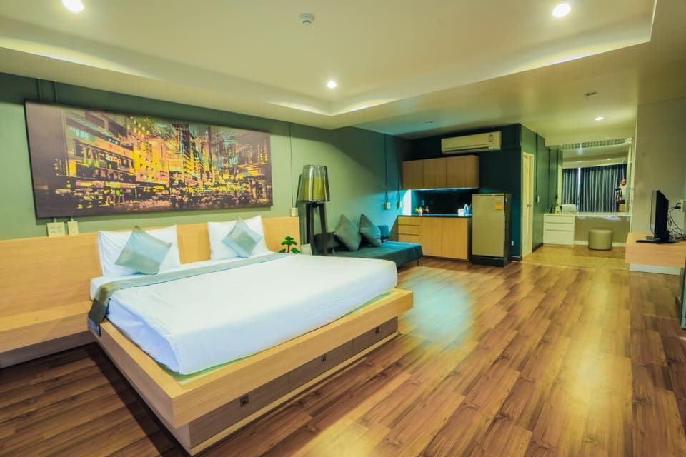 The Bedroom hatyai