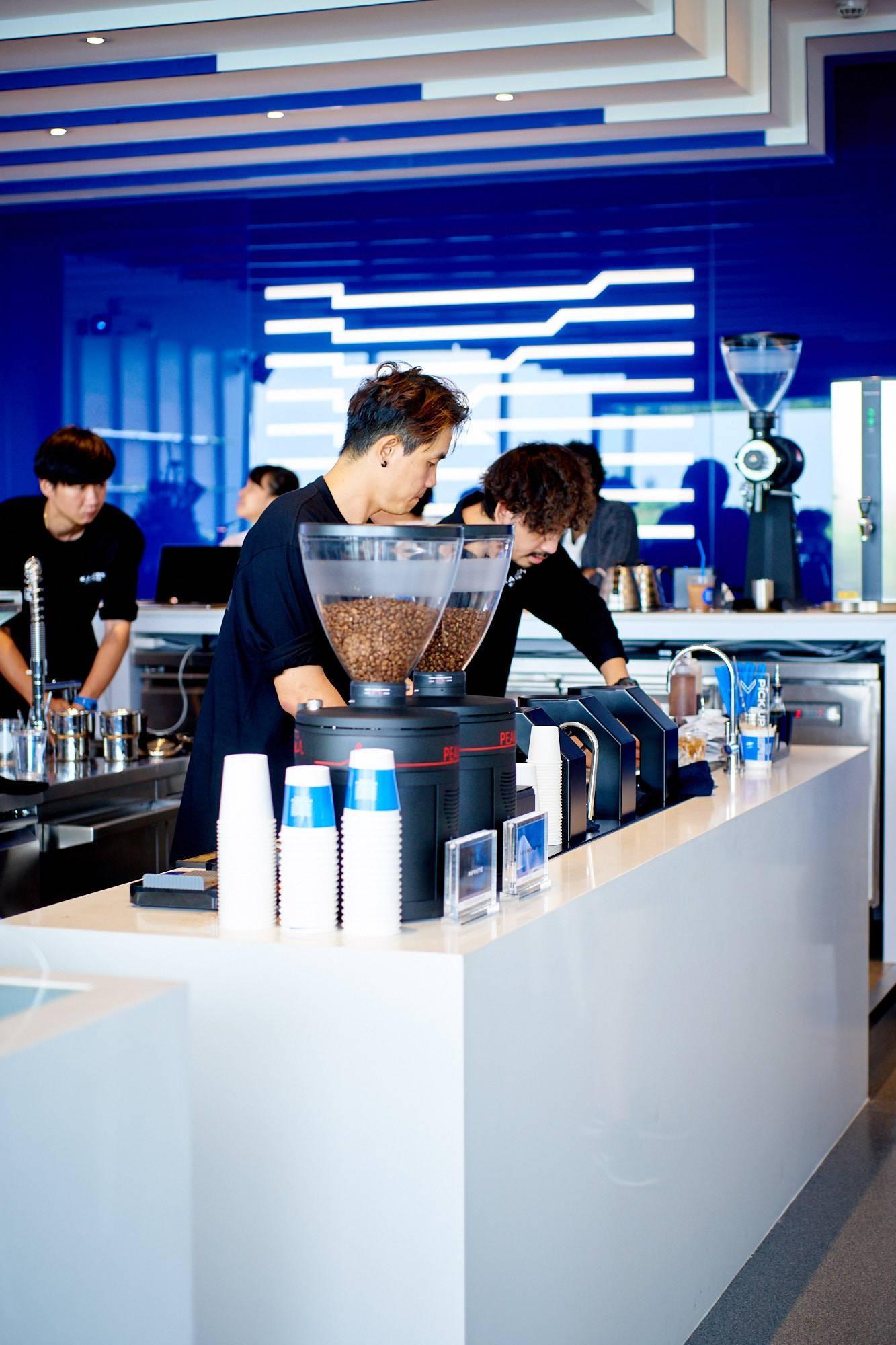 Kaizen Coffee Skylane Suvarnabhumi
