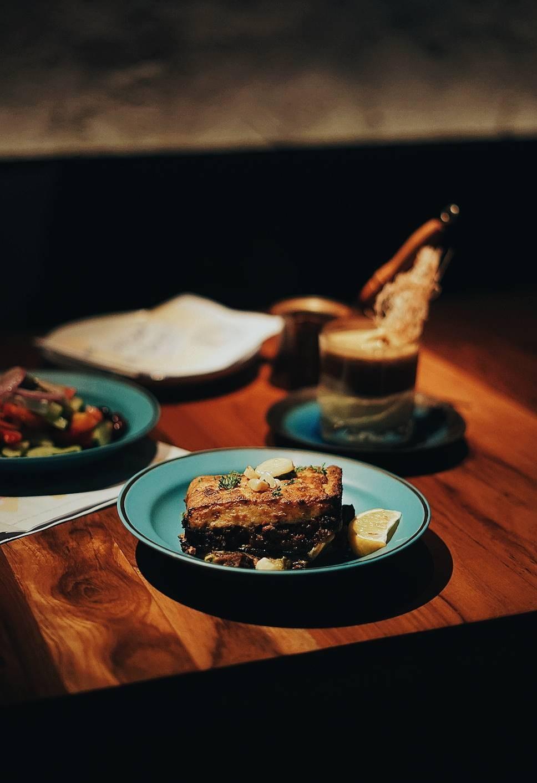 Aesop's Greek Restaurant Silom