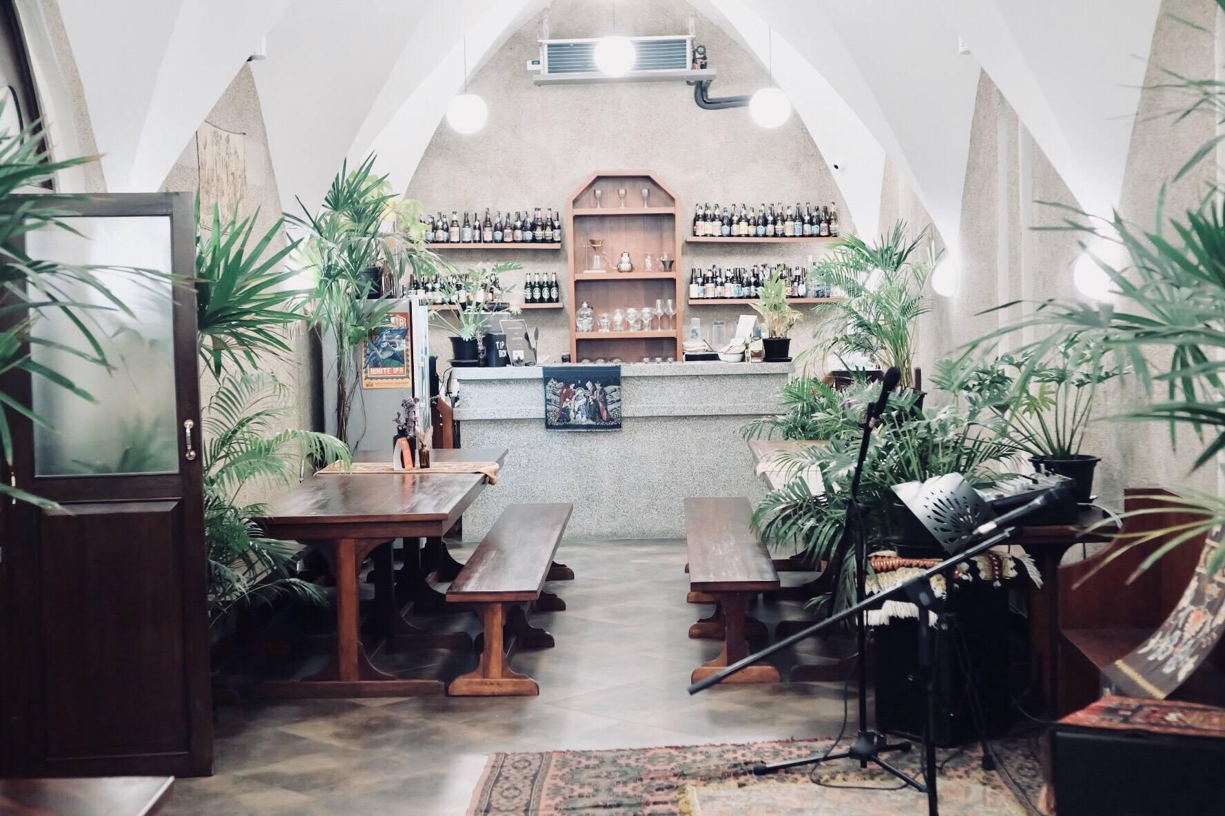 The Laboratory & Across The Universe Restaurant