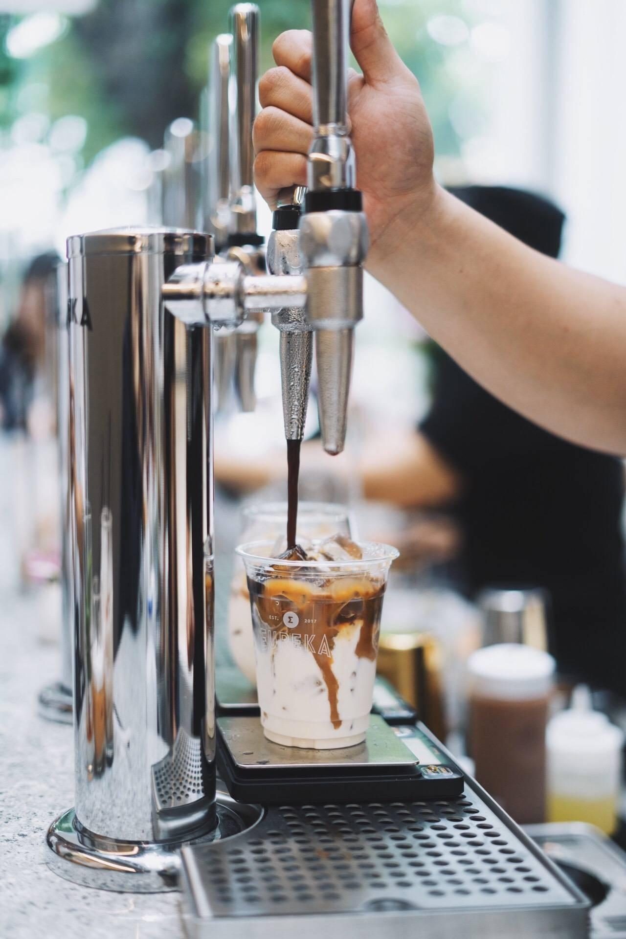 Eureka Coffee Tap ช่องนนทรี