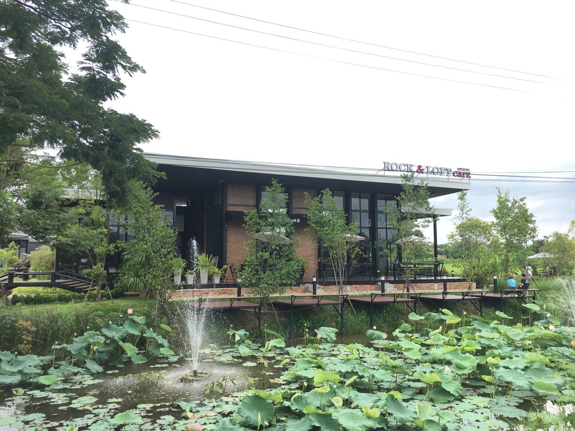 Rock & Loft Cafe