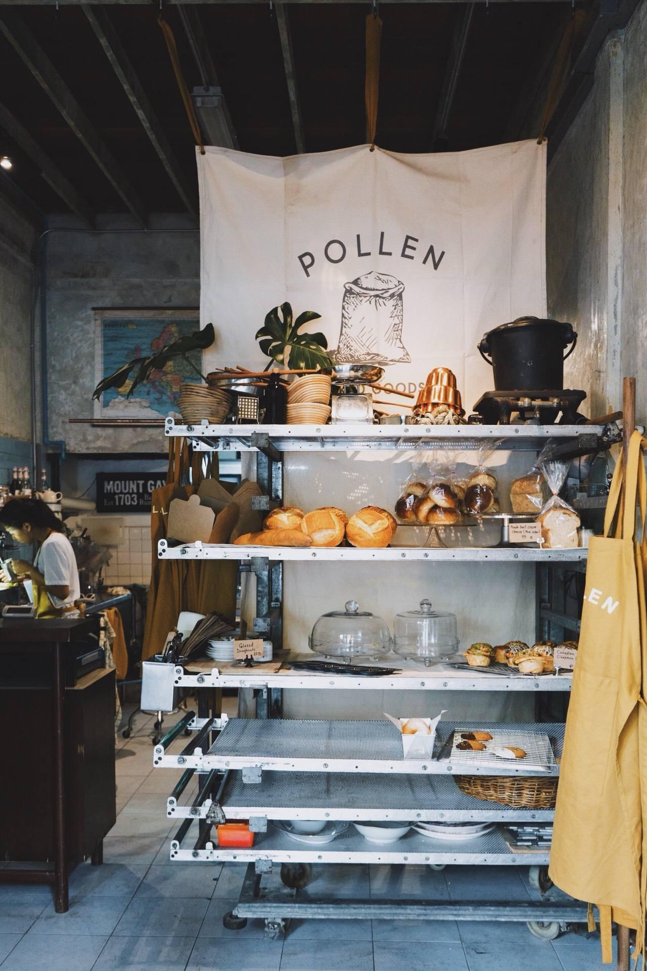 Pollen Baked Goods