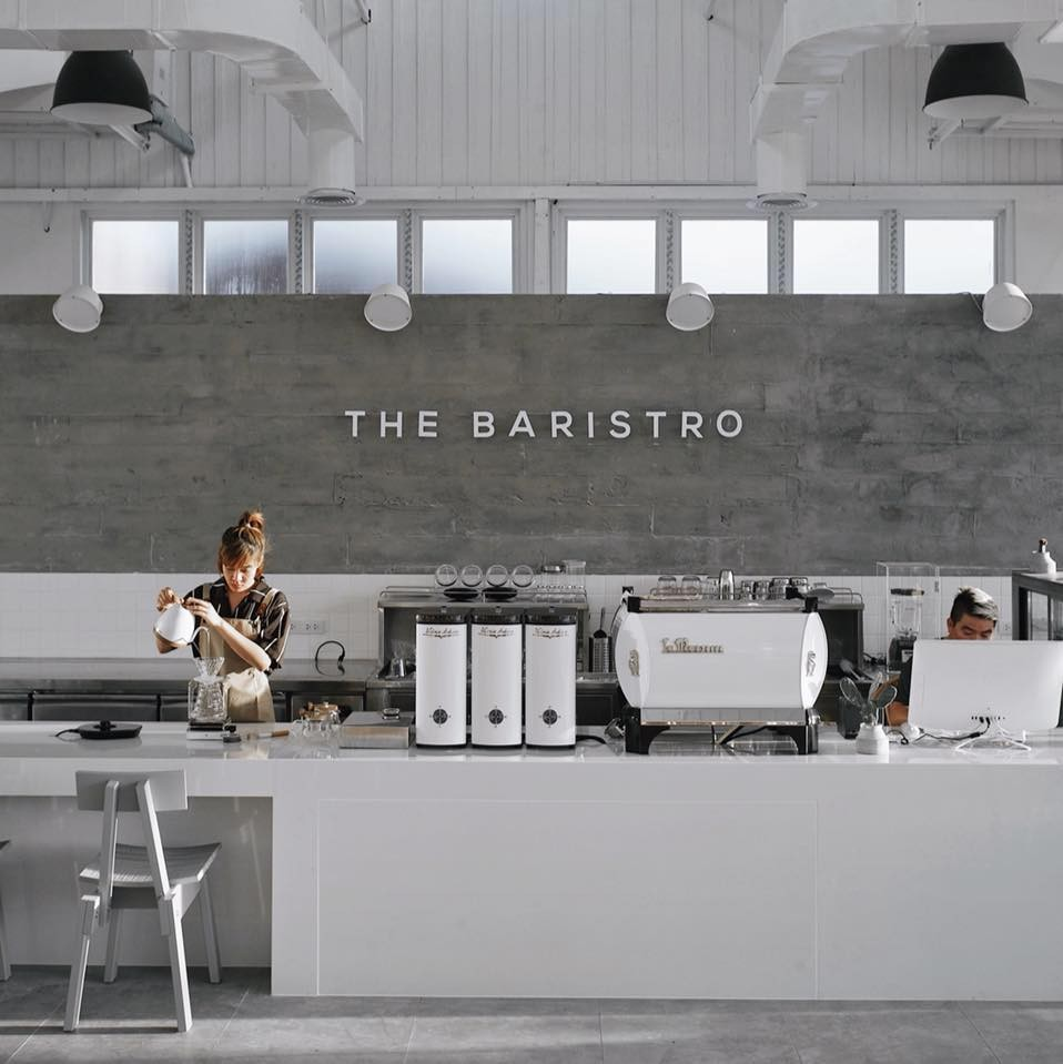The Baristro at Sriracha บางพระ