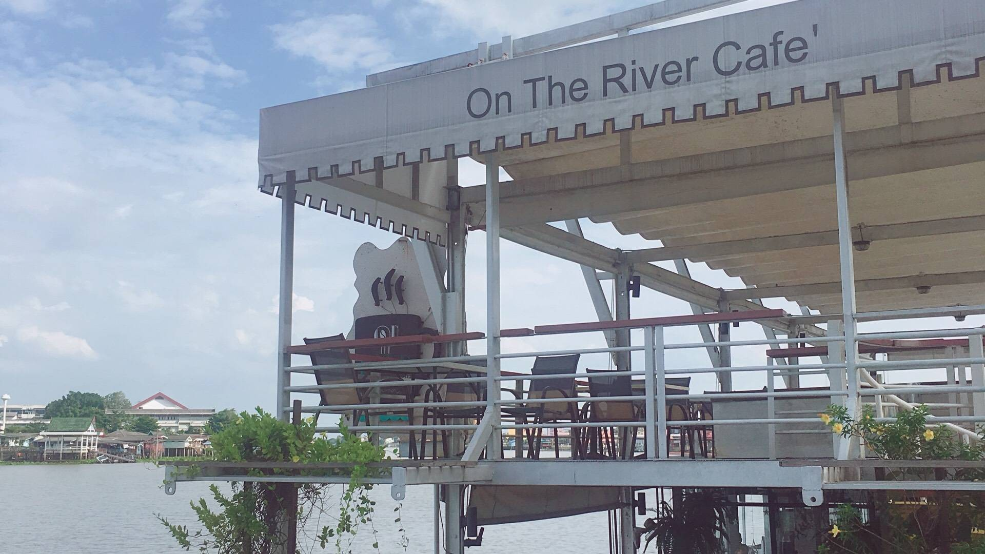 On The River Cafe'