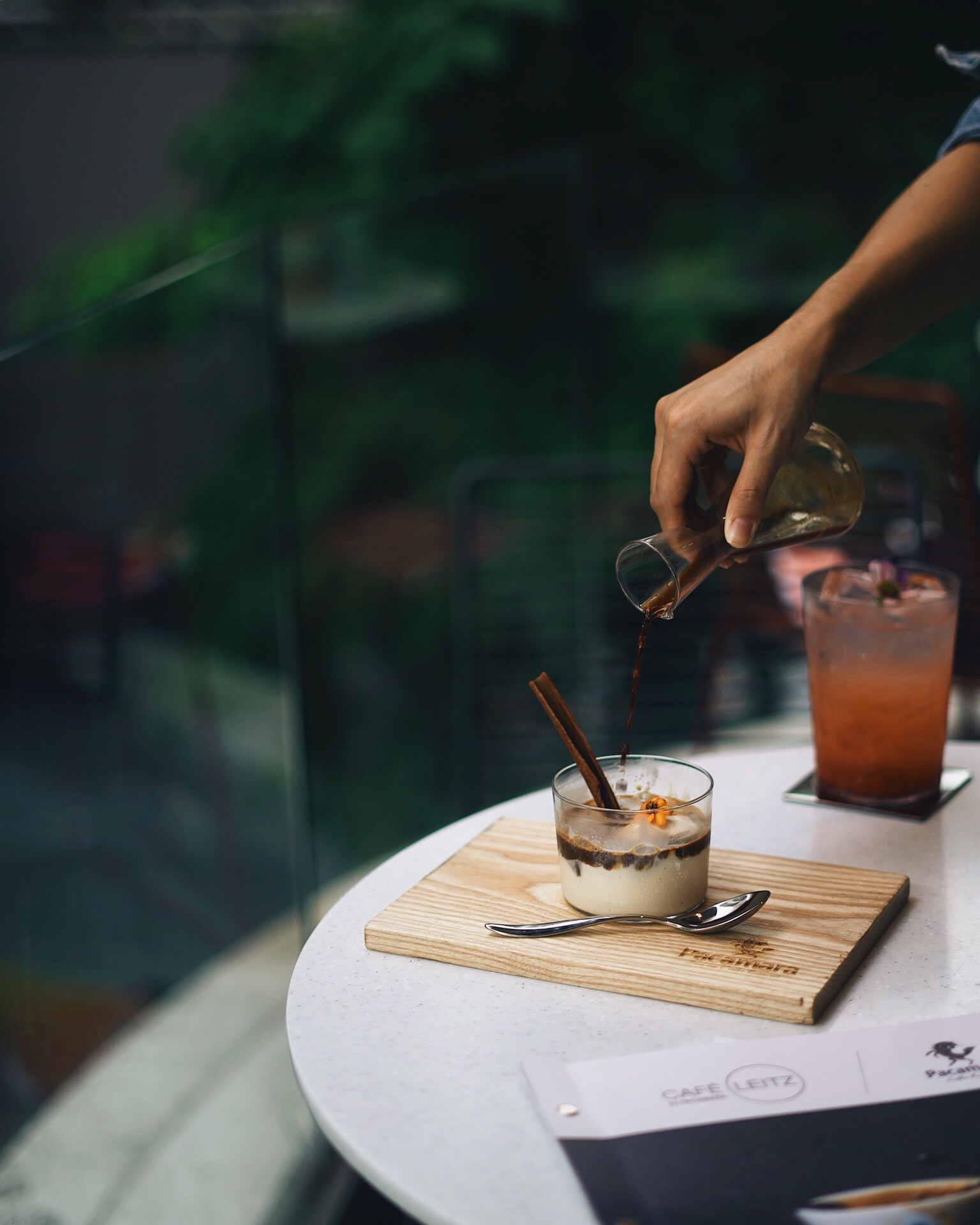 Café Leitz by Pacamara EmQuartier
