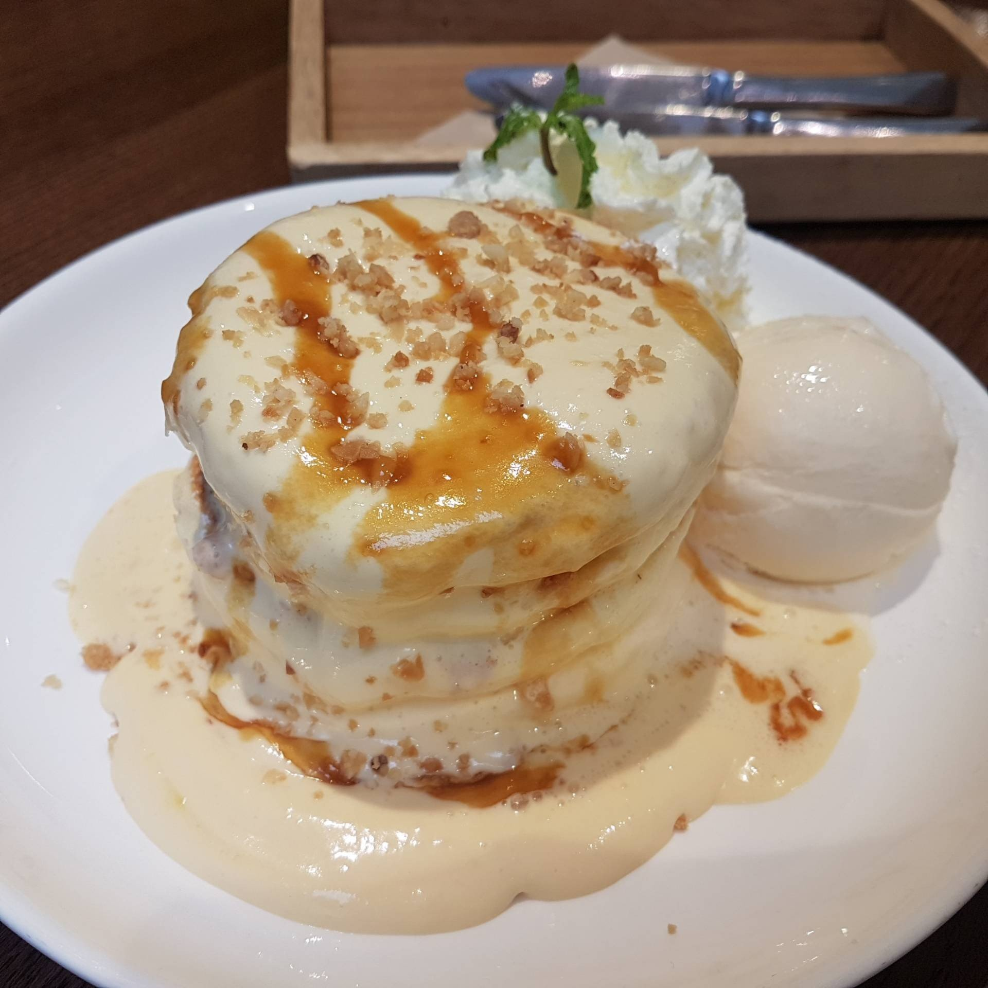 Pancake Cafe Central World