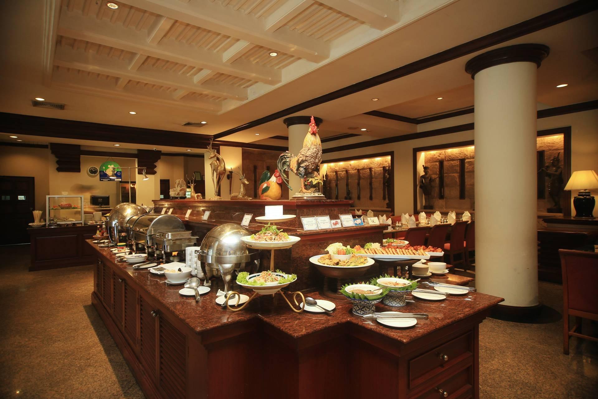 Wiang Inn Restaurants(ห้องอาหารเวียงอินทร์)