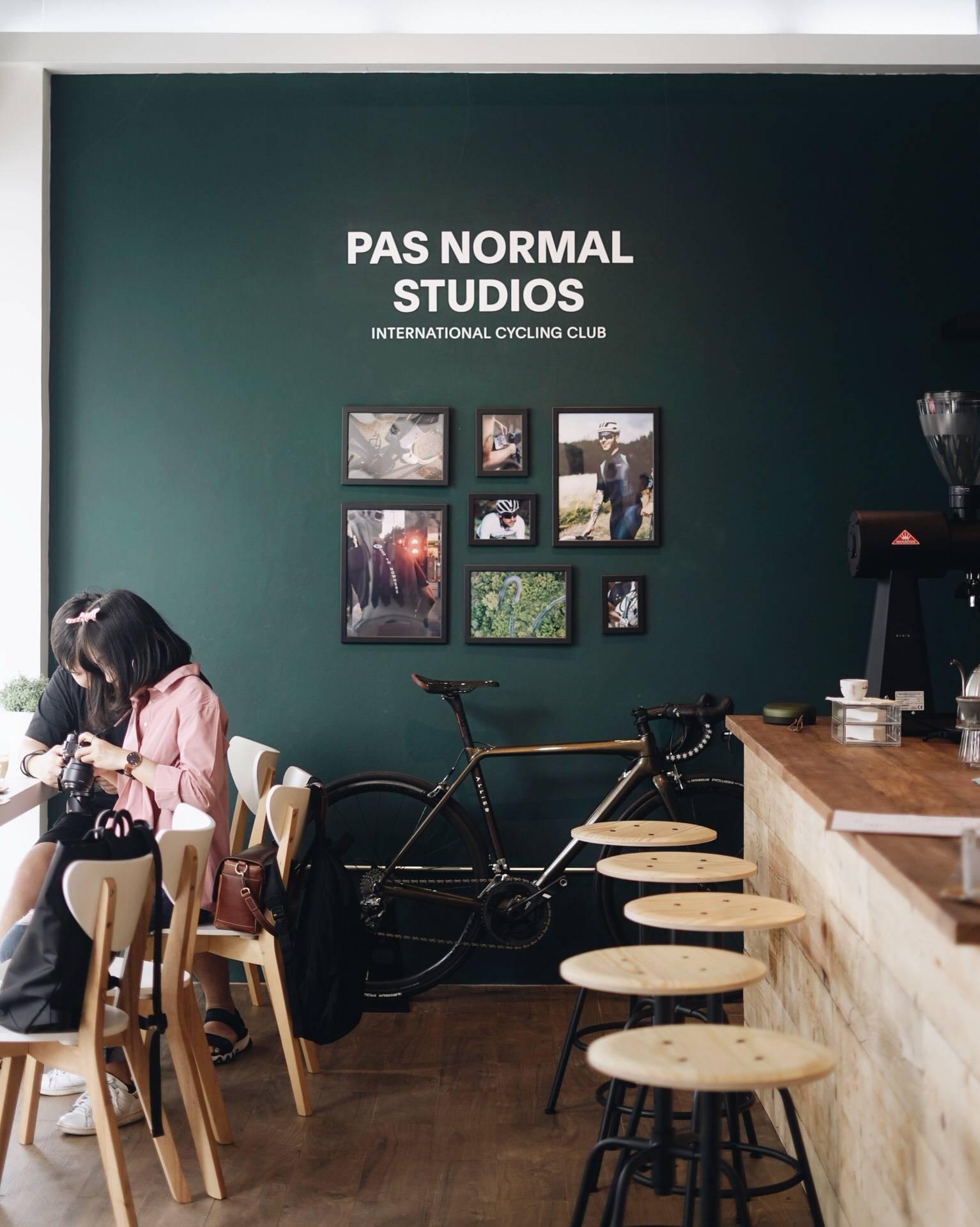 One Two Two Coffee Bar X Pas Normal Studios Acmen Ekamai Complex