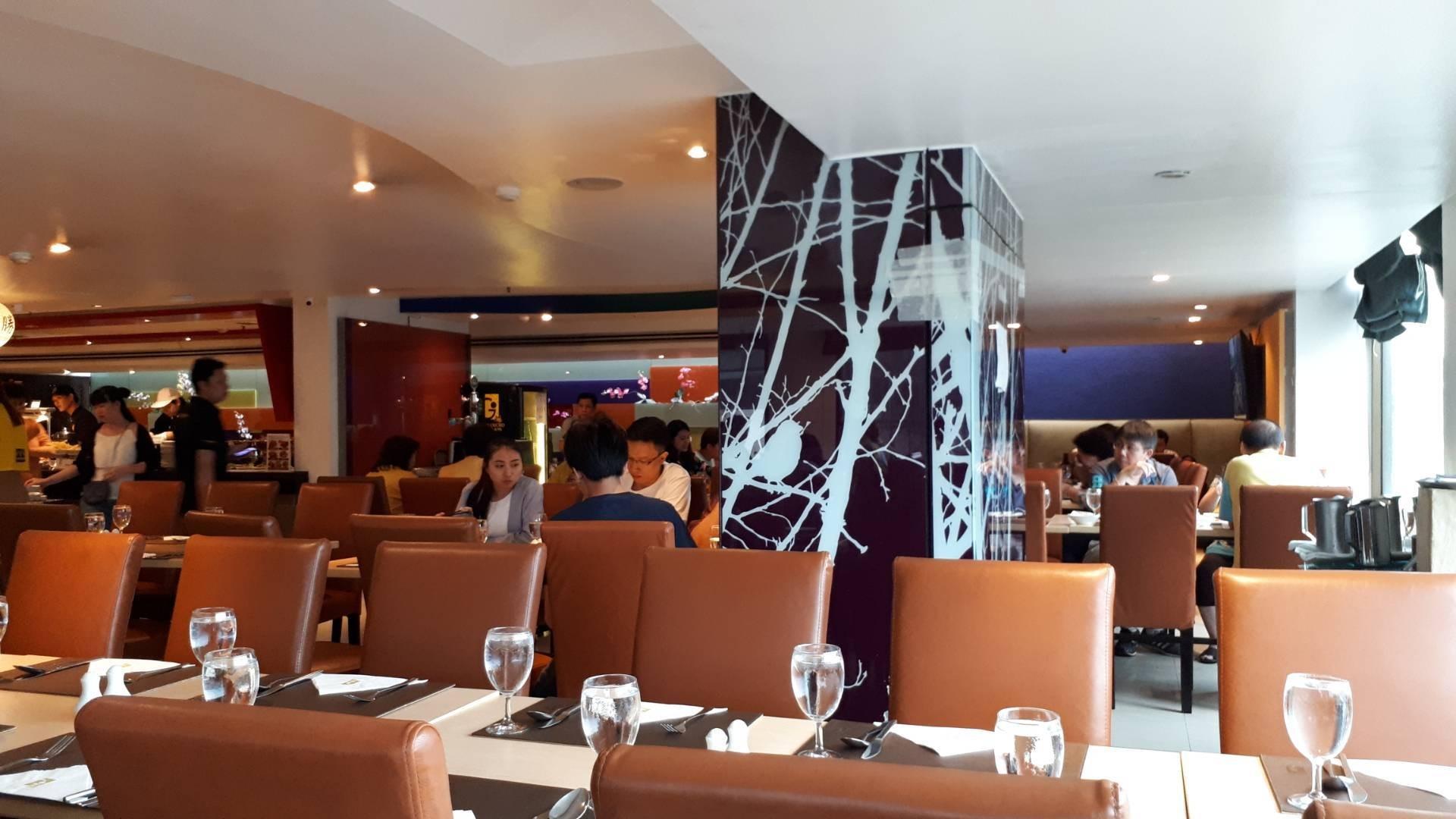 Rim Vibha Cafe @ Gold Orchid Bangkok Hotel