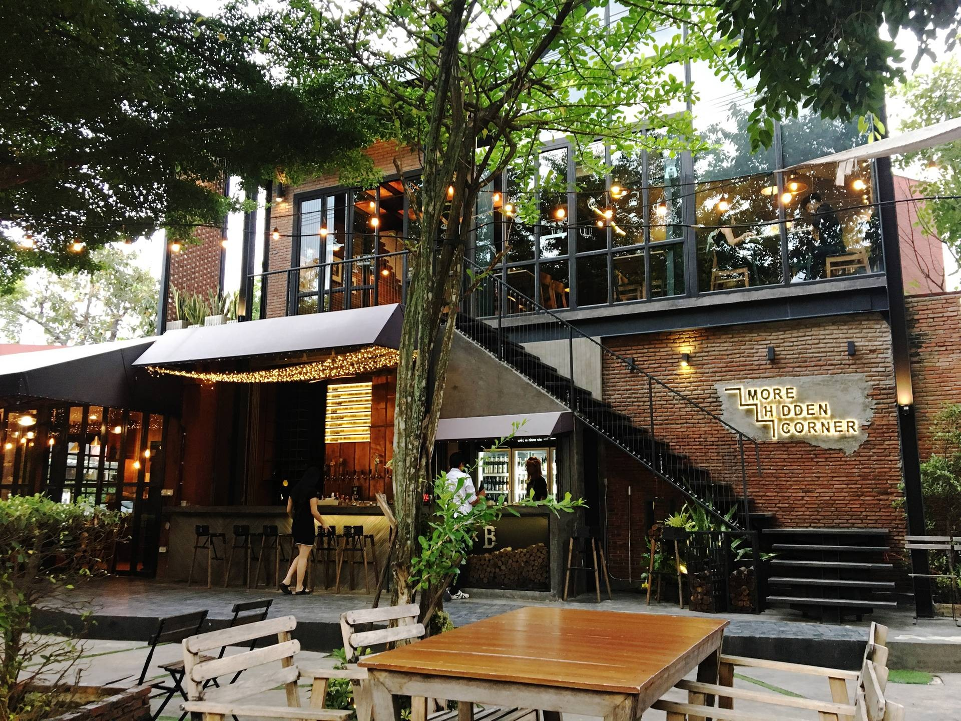 Hidden Backyard Café & Hang Out