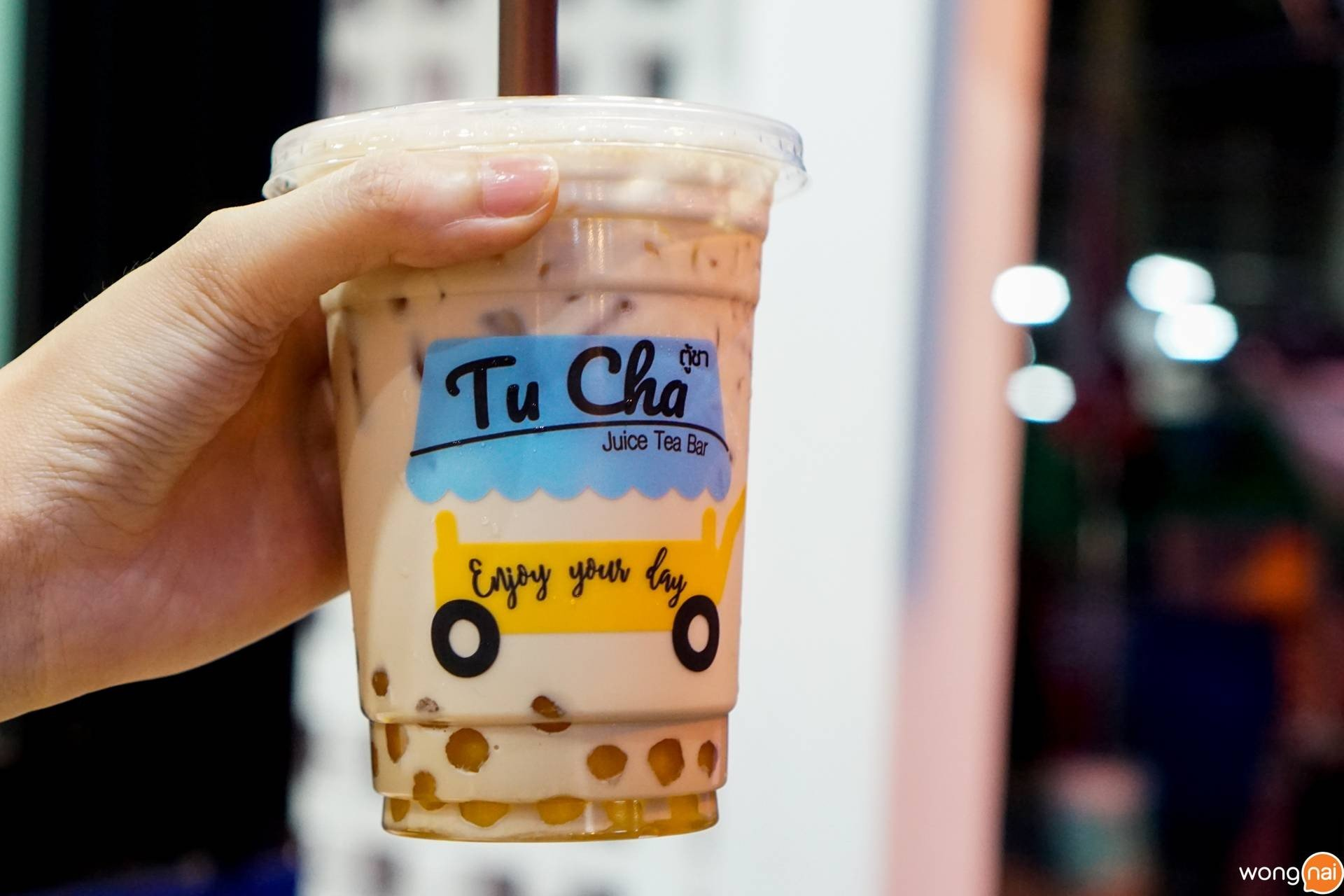 Tu Cha Juice Tea Bar