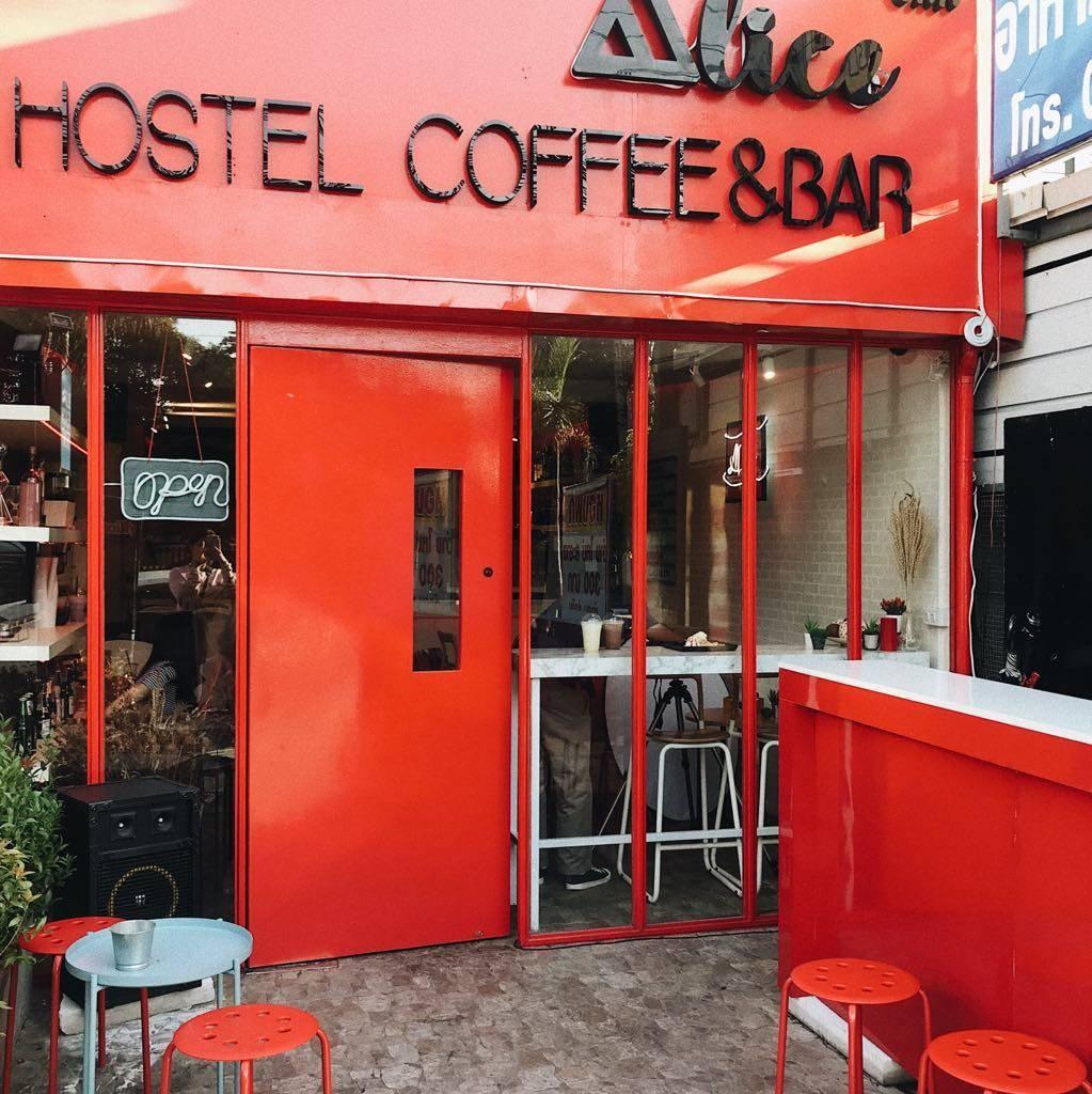 Alice Hostel & Coffee Bar Bangsaen