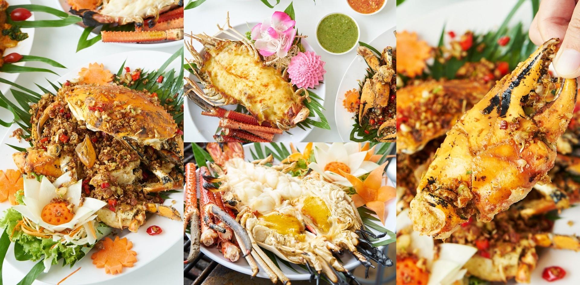 [รีวิว] อุดม ซีฟู้ด ร้านอาหารทะเลพระราม 2 - บางขุนเทียน สดจากเทียนทะเล