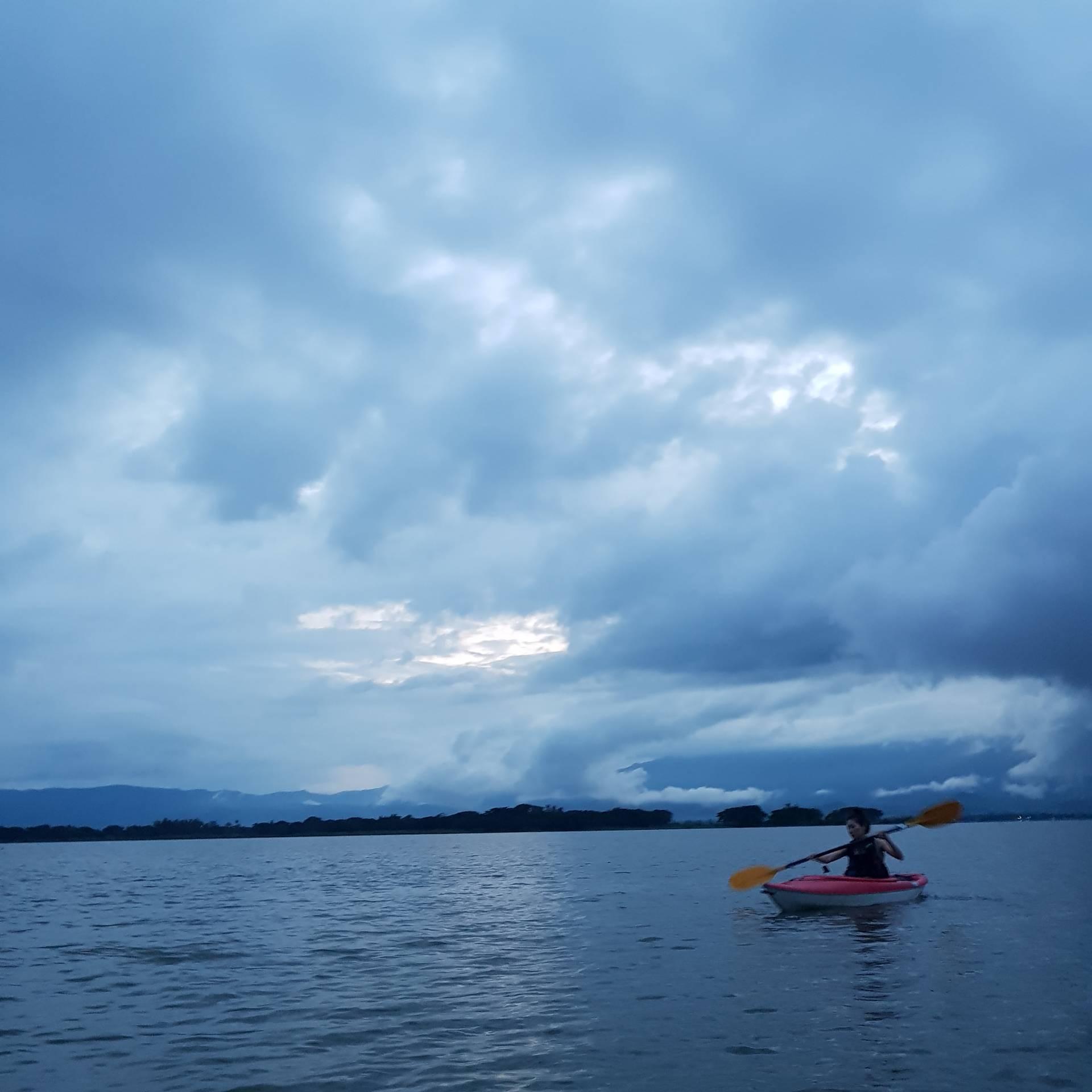 Lakeland Camp คายัค พะเยา