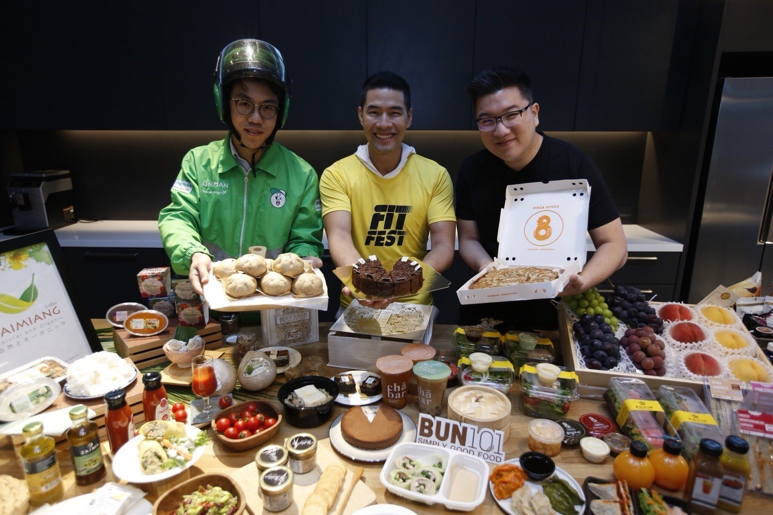 Wongnai x FitFest 2018 เปิดตัว FIT FEST Food Zone เอาใจสายเฮลท์ตี้