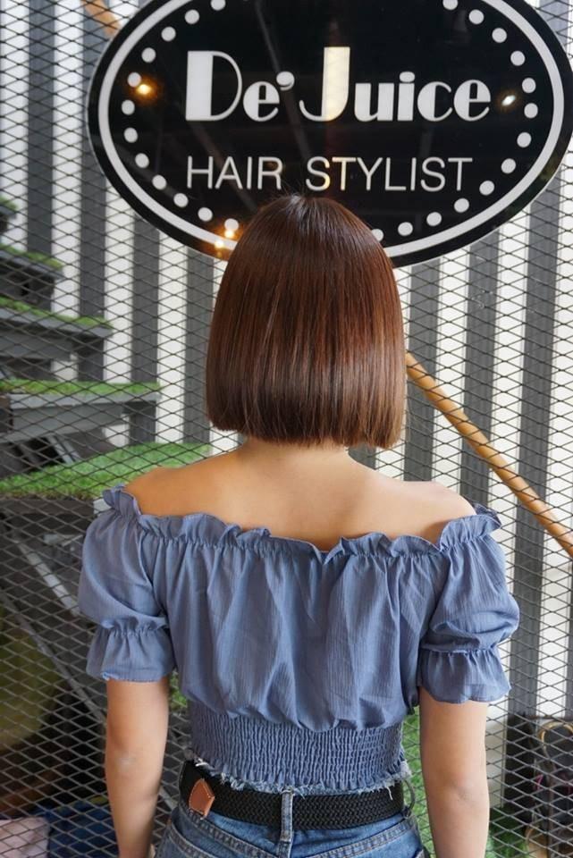De' Juice Hair Stylist สยามสแควร์