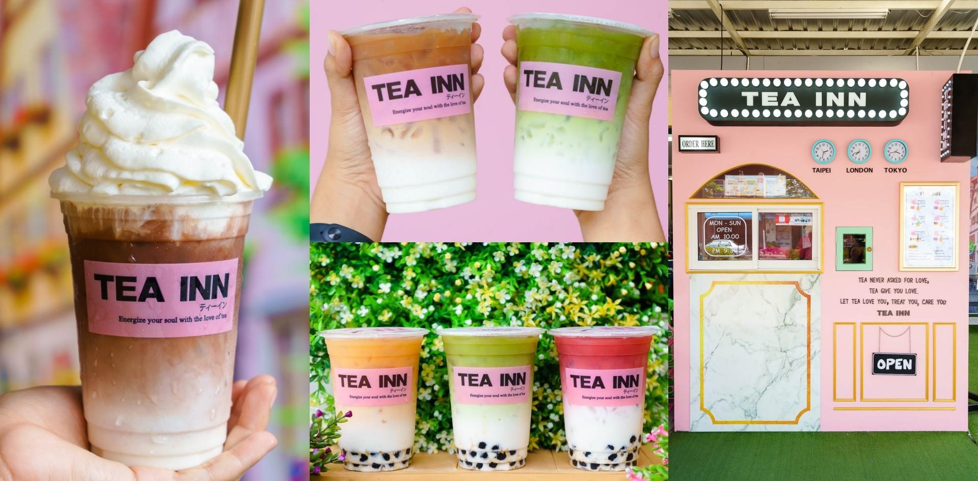 """[รีวิว] ร้านชาไข่มุกภูเก็ต นุ่มละมุนทุกรสชาติ ที่ร้าน """"TEA INN"""" ภูเก็ต"""
