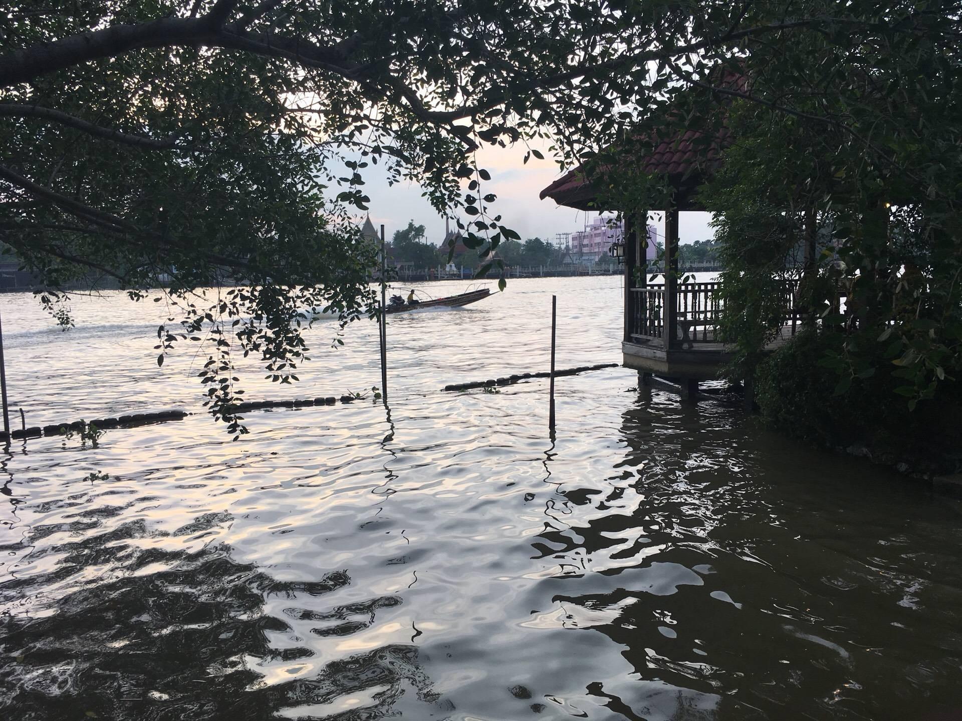 Amphawa River View