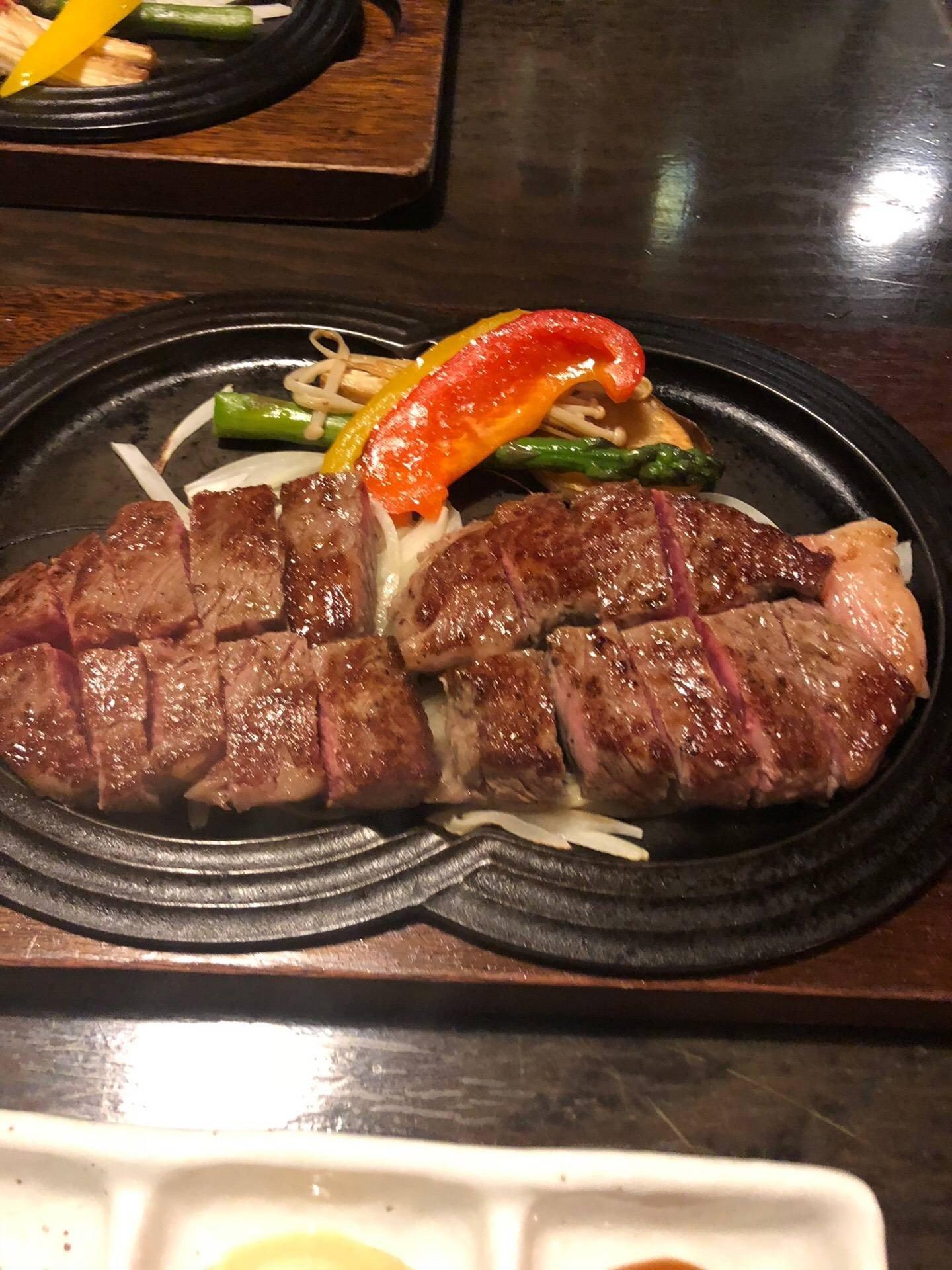"""Kobe Steak"" 250 Grams สุดยอด ⭐️⭐️⭐️⭐️⭐️"