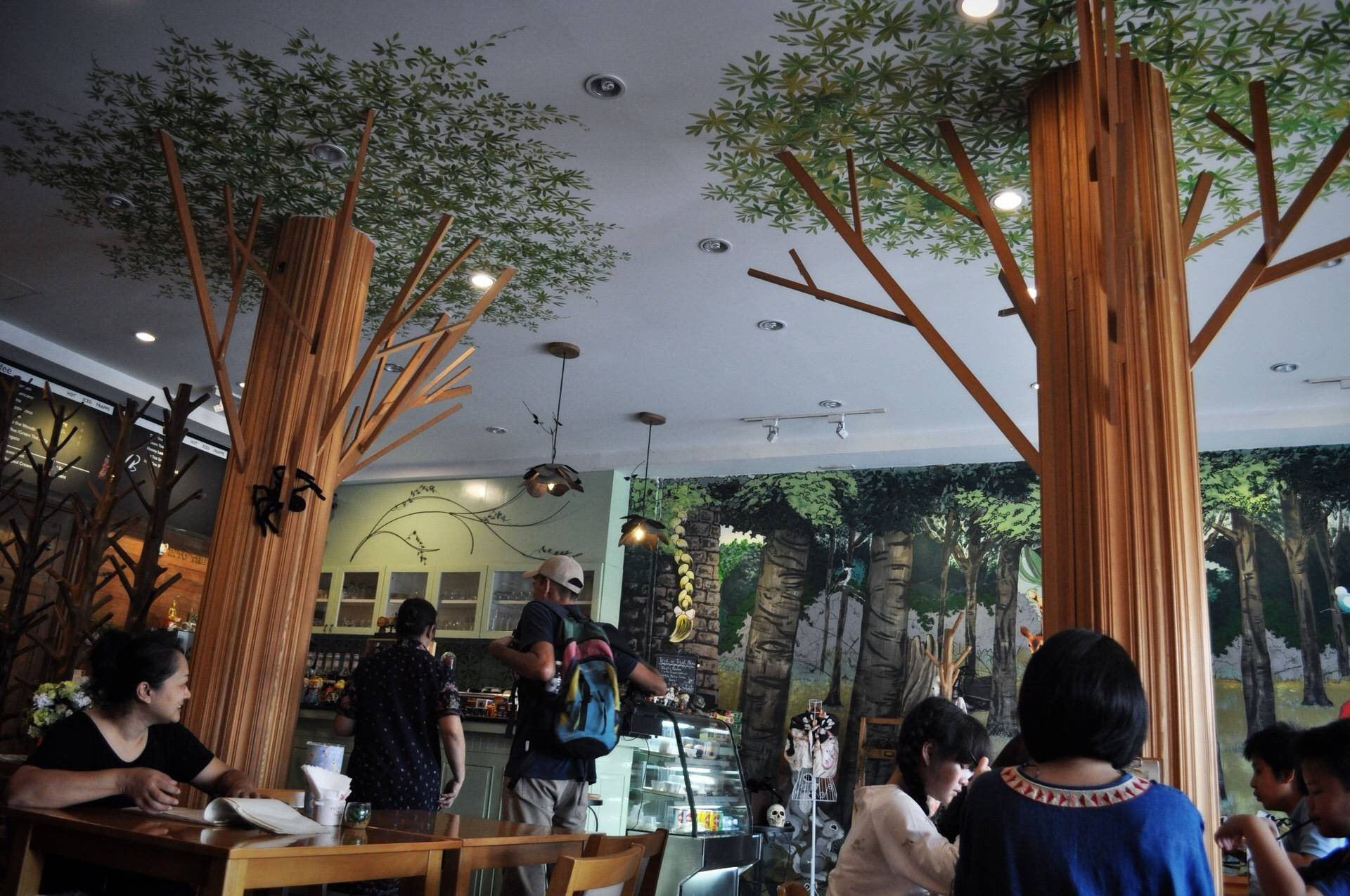 Into the Woods Cafe