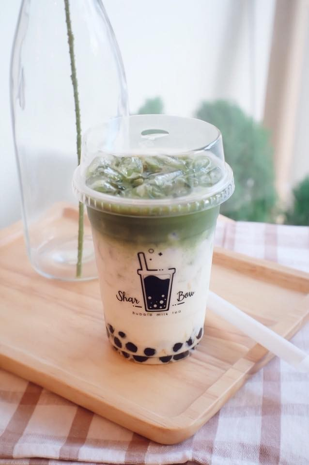 Shar'Bow Bubble Milk Tea